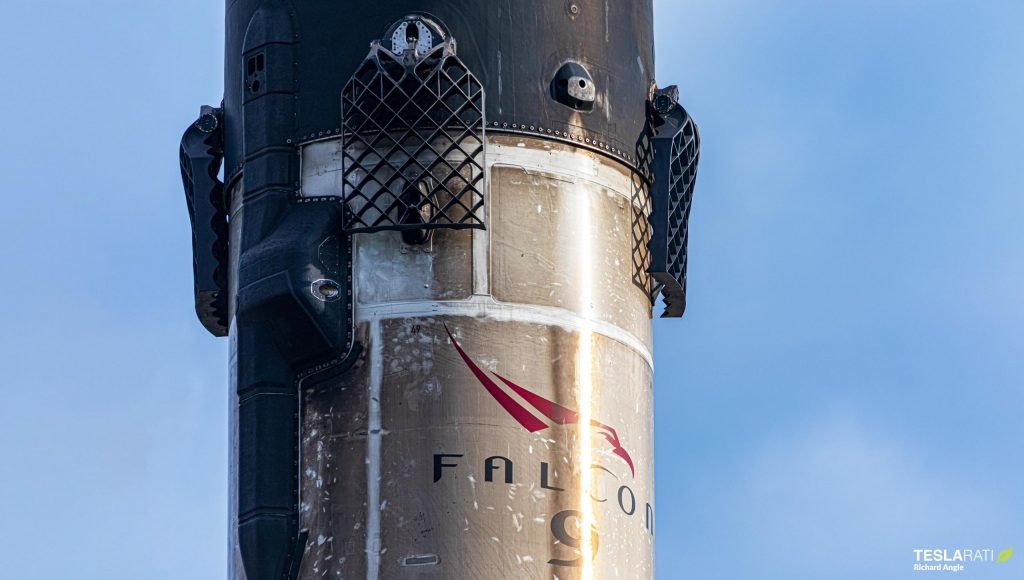 """SpaceX Falcon 9 """"fleet leader"""" returns to port after record reuse - Teslarati"""