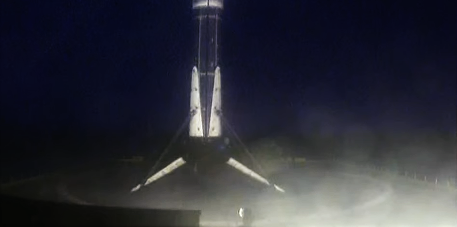 Starlink-15 Falcon 9 B1049 LC-40 112420 webcast (SpaceX) OCISLY 1