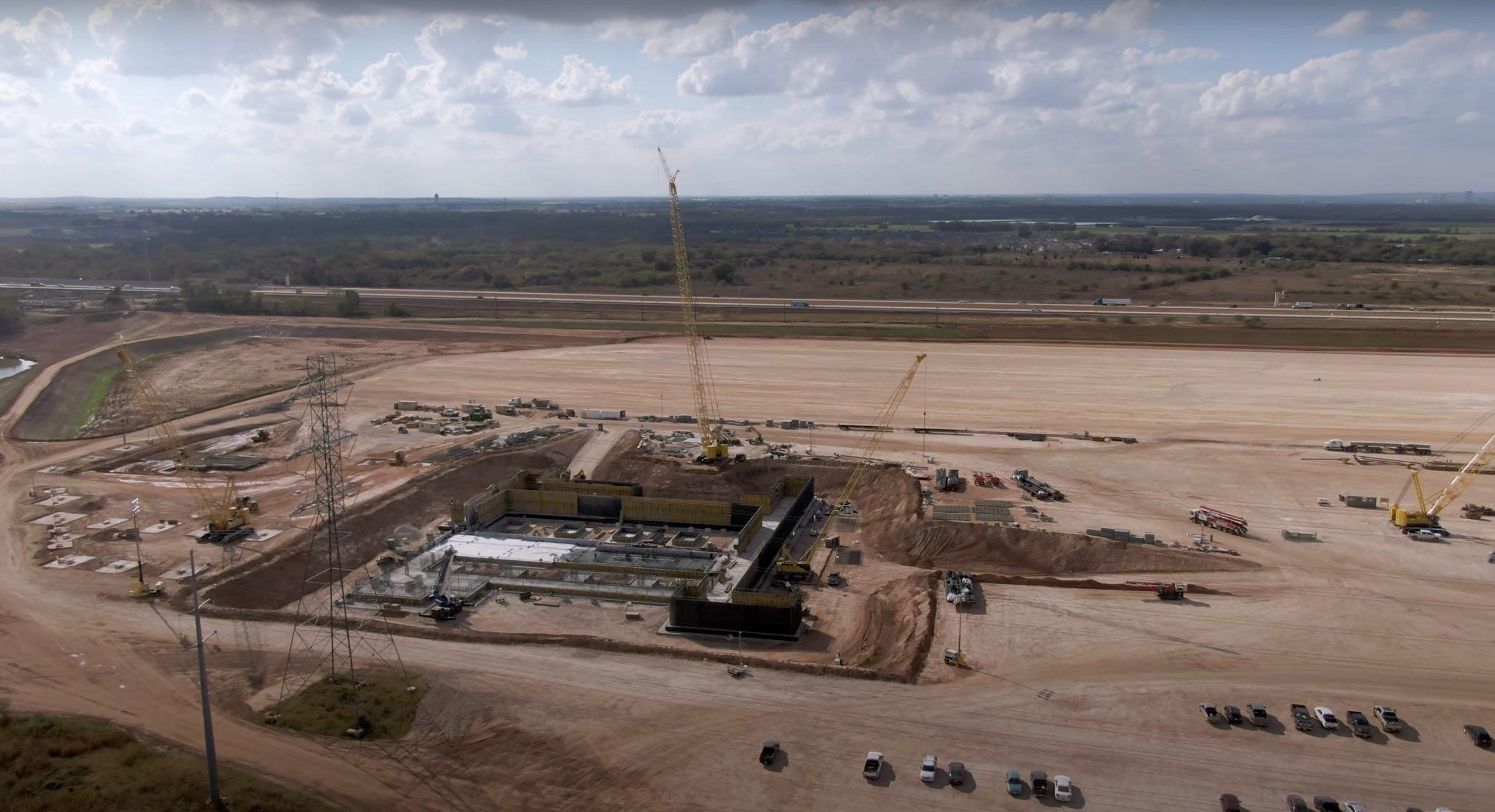 Tesla-Gigafactory-Texas-24-hour-work-shift