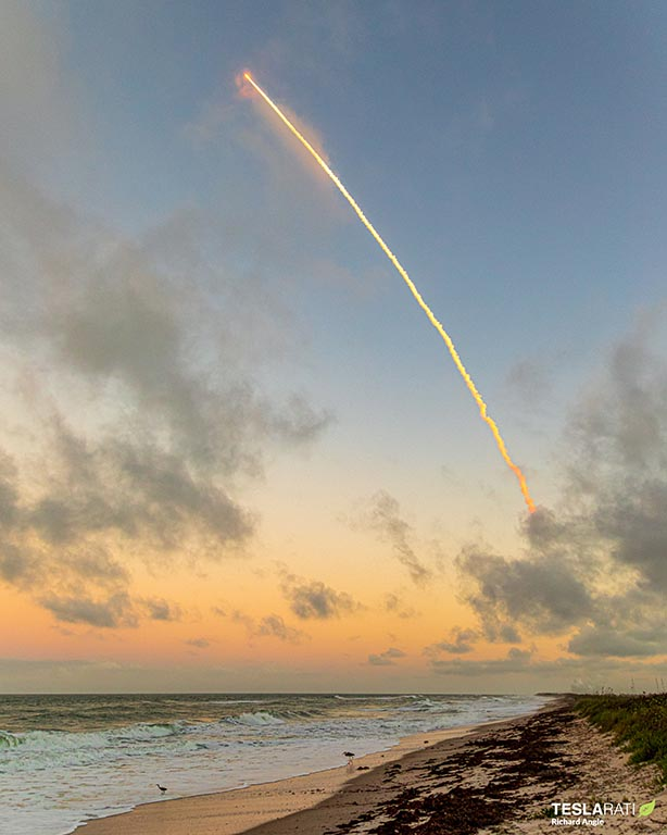 ULA Atlas V NROL101 Richard Angle