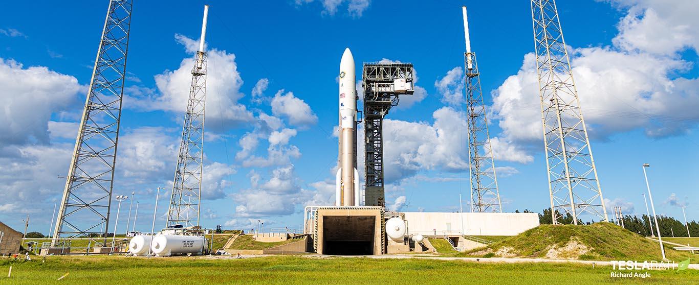 ULA NROL101 Atlas V Richard Angle banner