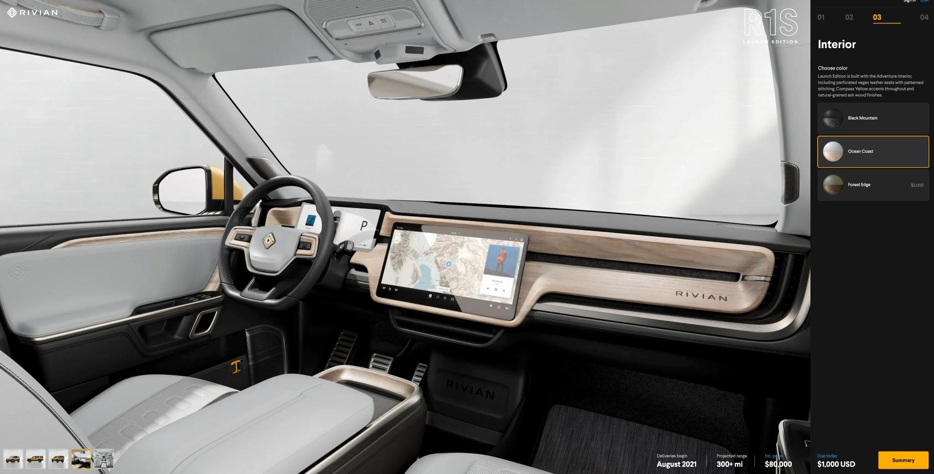 rivian-r1s-interior