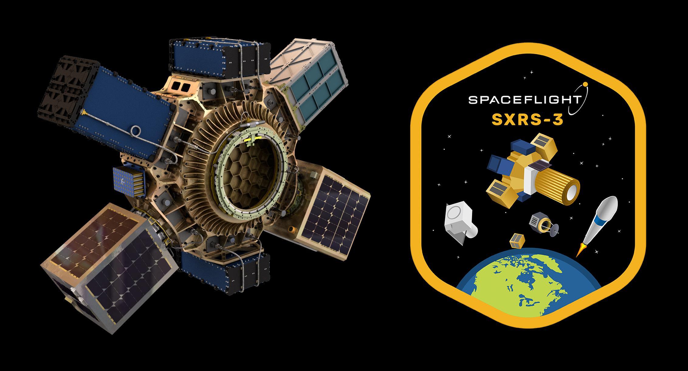 SXRS-3 Sherpa FX (Spaceflight) 2 (c)