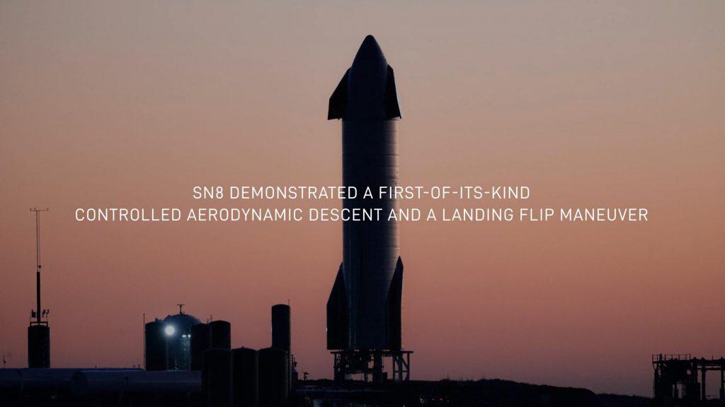 Starship SN8 launch recap 120920 SpaceX 1 c SpaceX Boca Chica