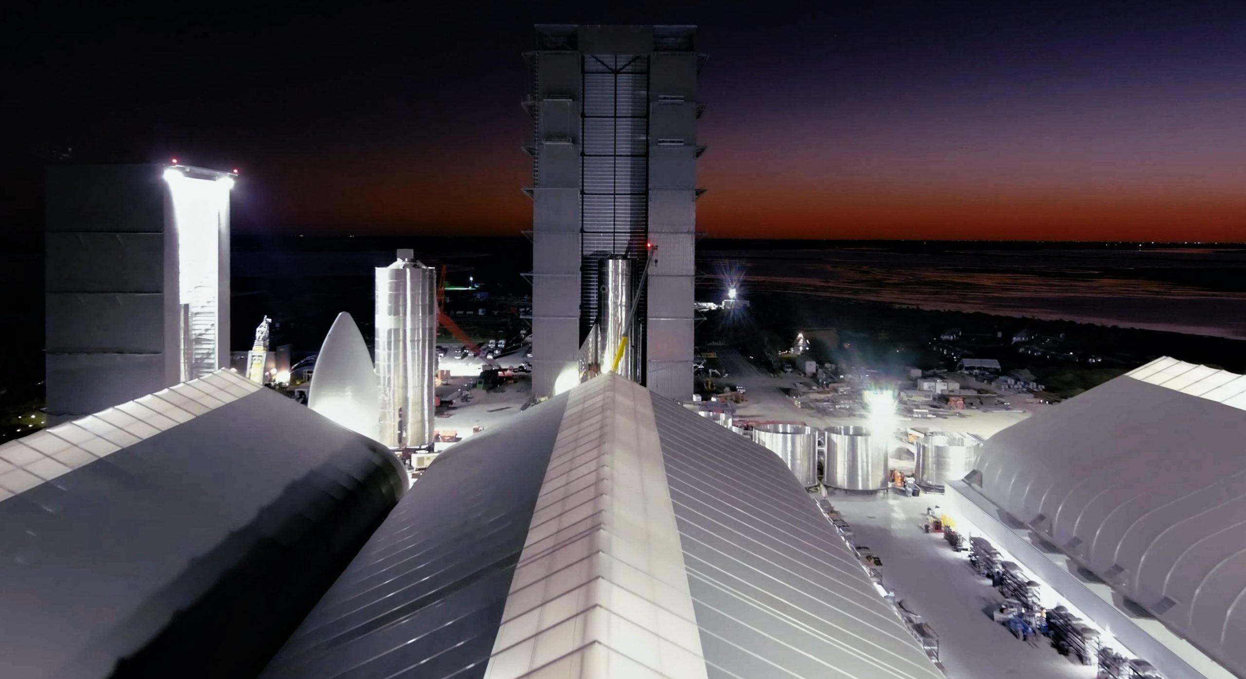 Starship SN8 launch recap 120920 (SpaceX) SN9 SN5 HLS SN10 BN1 rings 1 crop