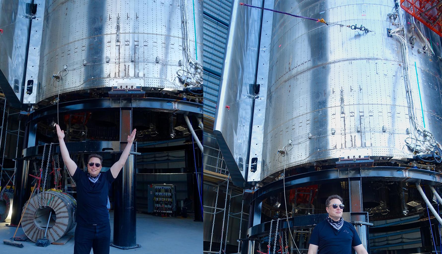 Starship SN9 tour 121020 (Steve Jurvetson) Elon panel 1