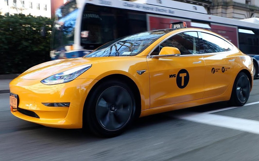 tesla-model-3-yellow-taxi-video