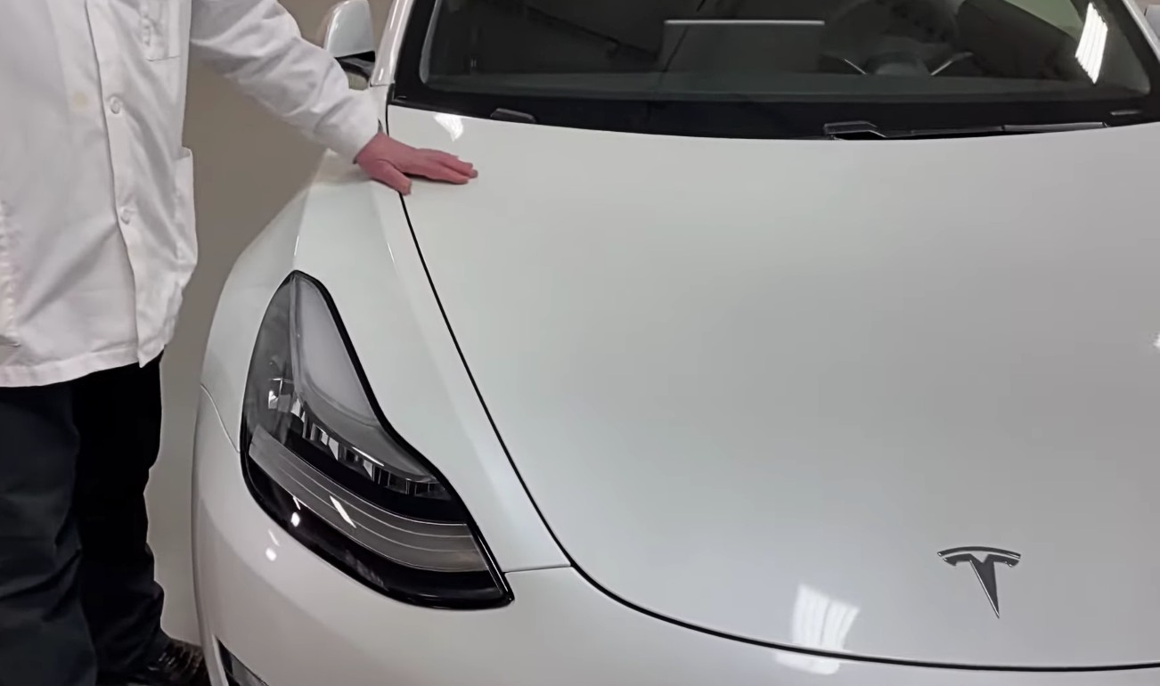 2021 Tesla Model 3 fit and finish goes under the critical eye of an automotive veteran