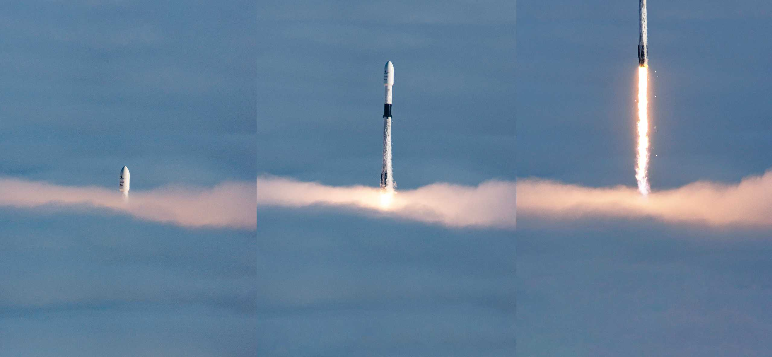 Falcon 9 B1051 RCM SLC-4E liftoff through fog (SpaceX) 1 edit 2 (c) 2