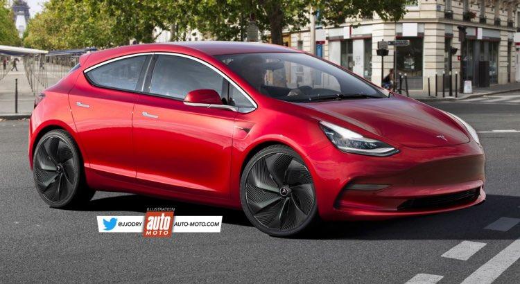 Tesla $25K compact electric car prototype has been completed: rumor