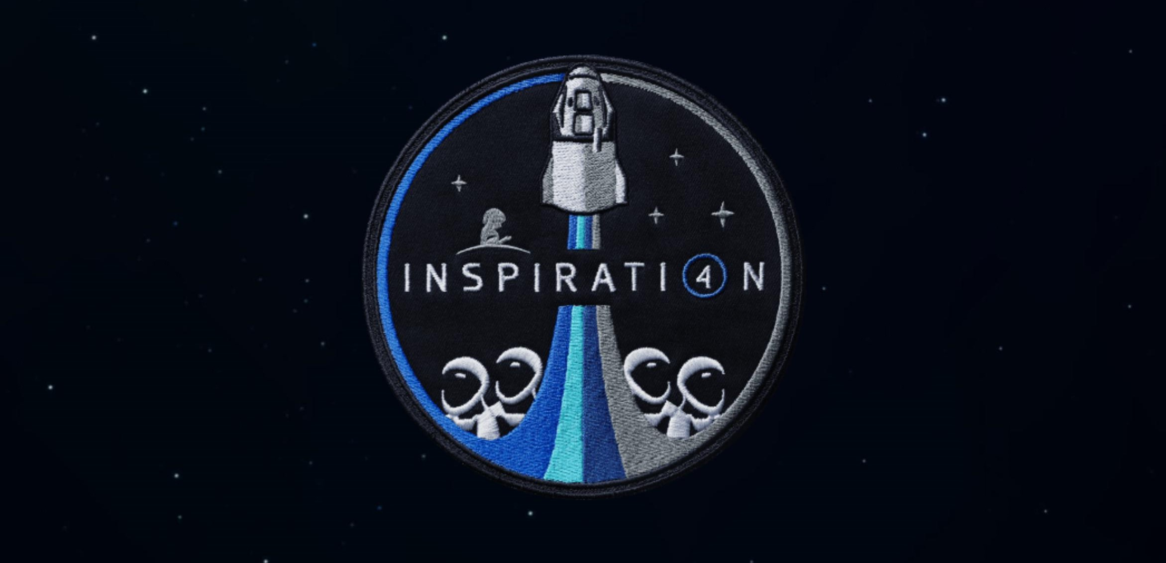 Inspiration4 mission patch