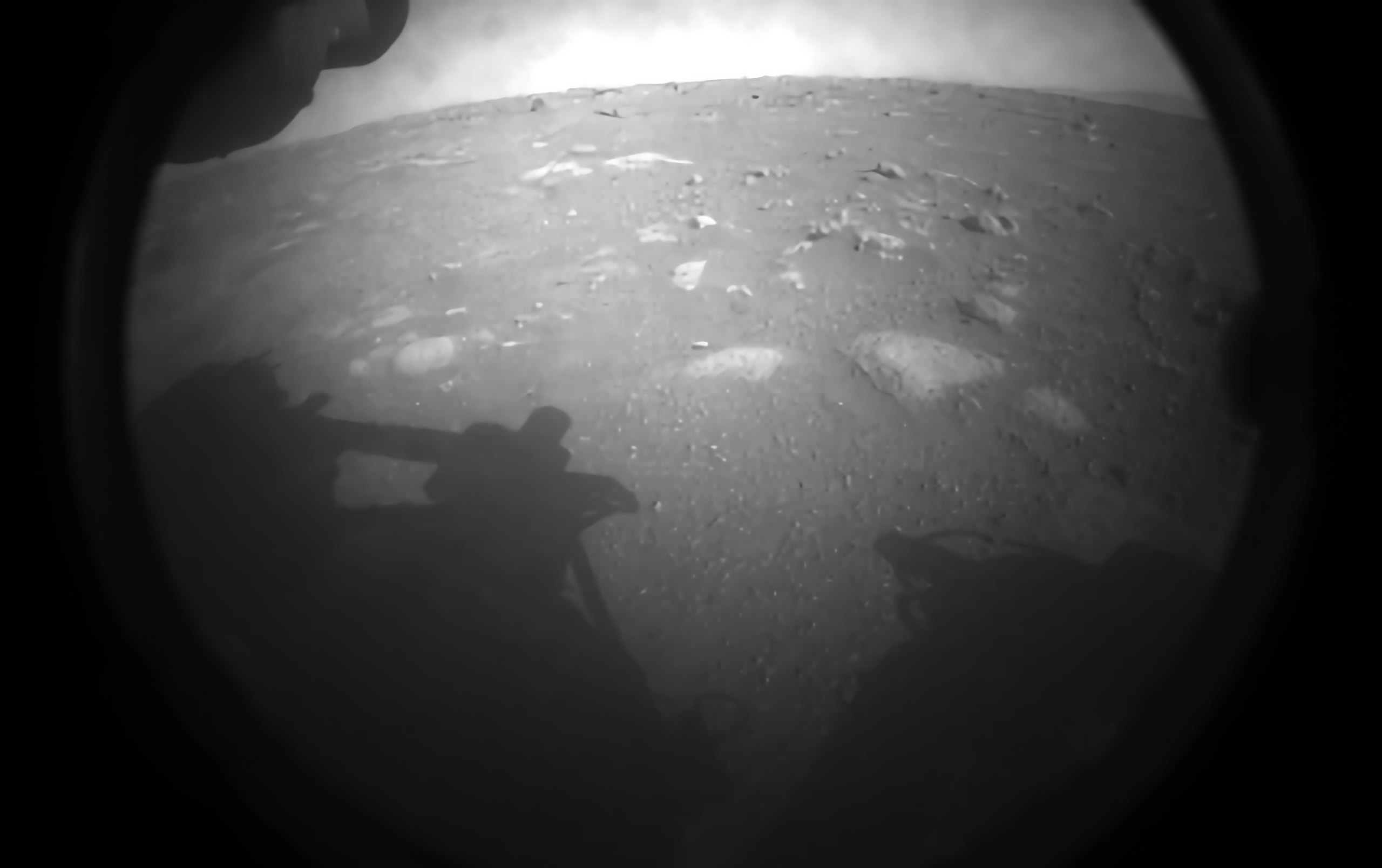 Mars 2020 first light 021821 (JPL) 1 6X