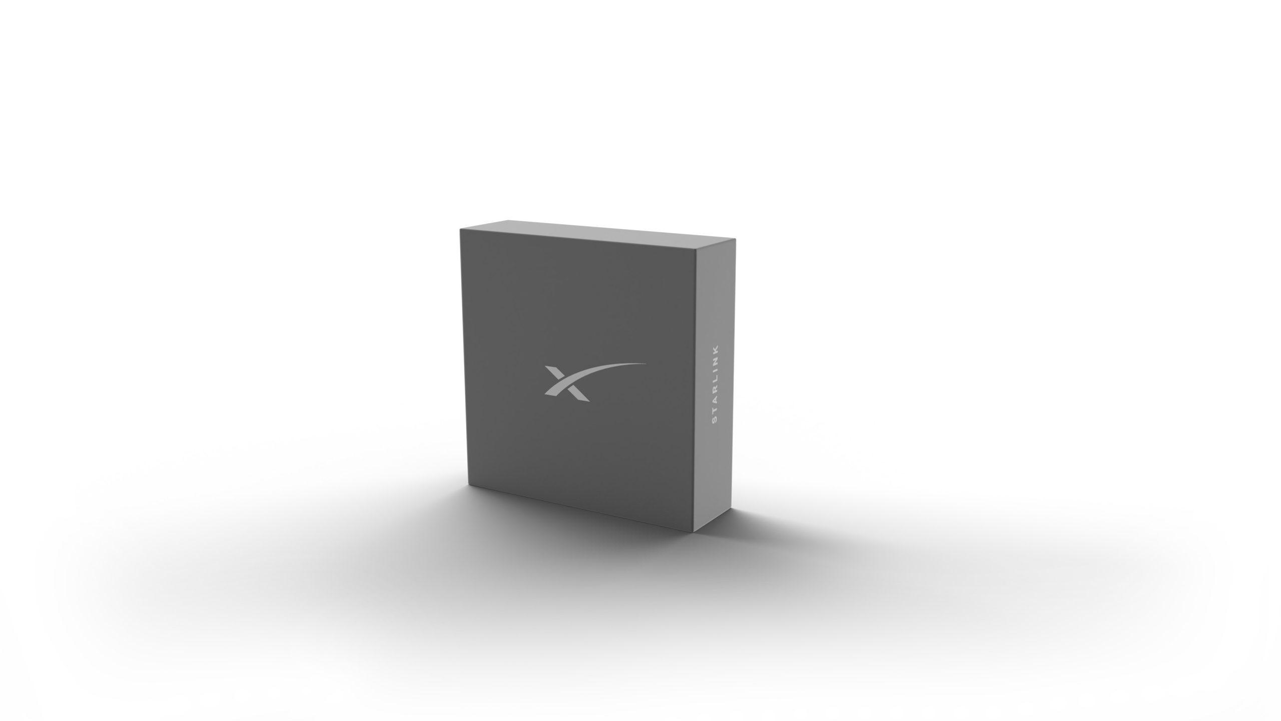 Starlink box