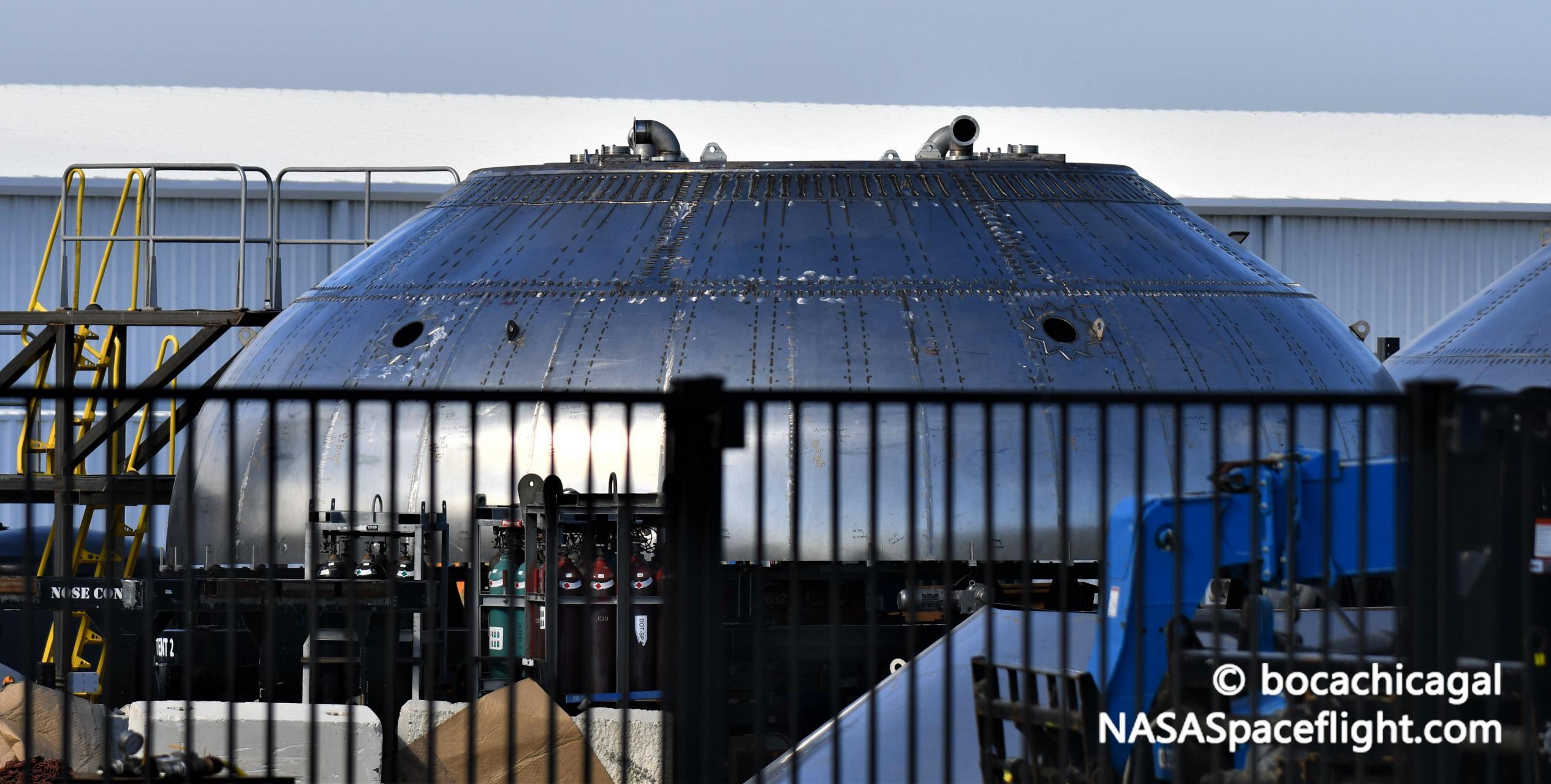 Starship Boca Chica 013021 (NASASpaceflight – bocachicagal) BN1 thrust dome 1 crop (c)
