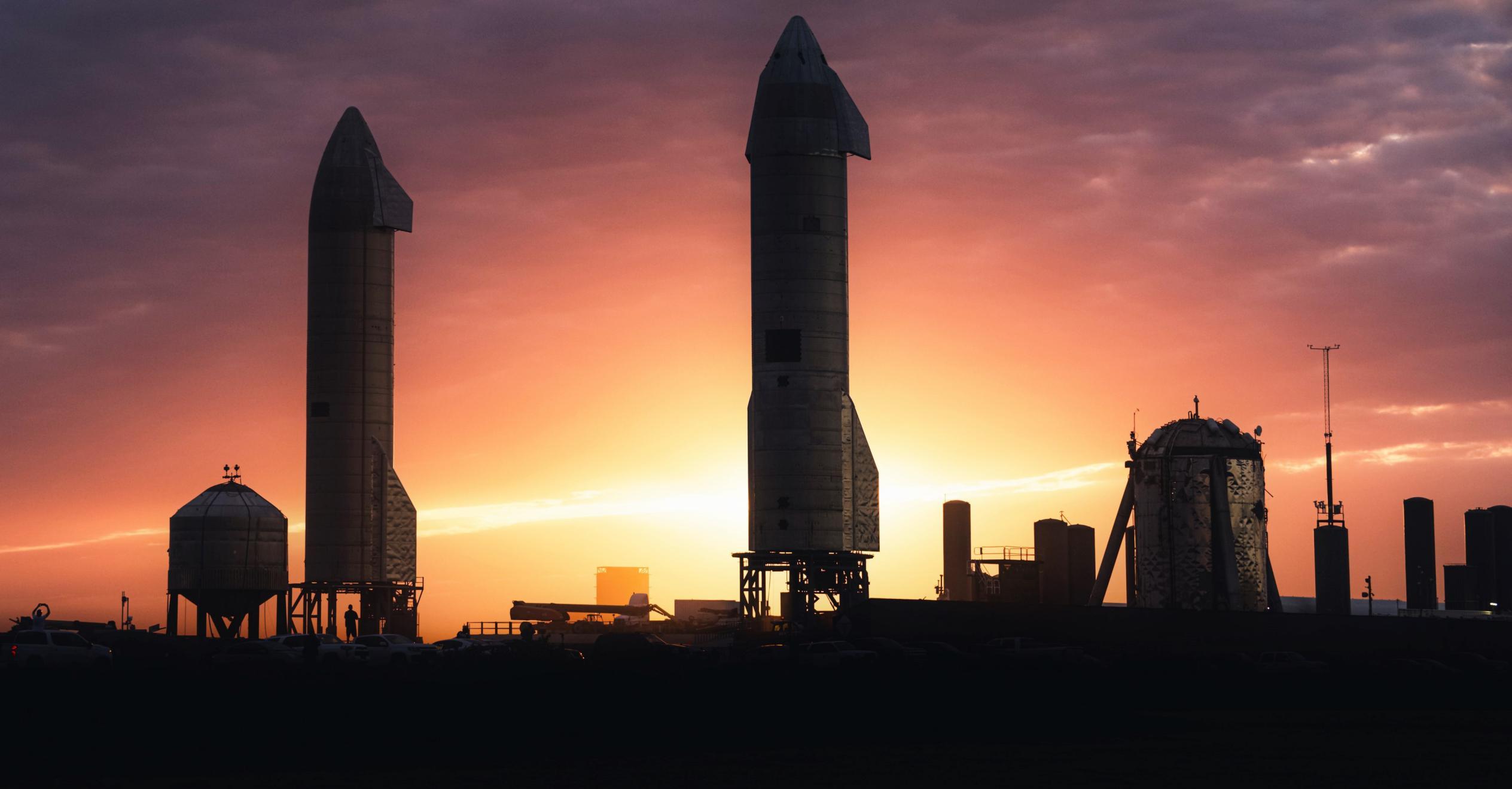 Starship SN9 launch (SpaceX) prelaunch 1 crop (c)