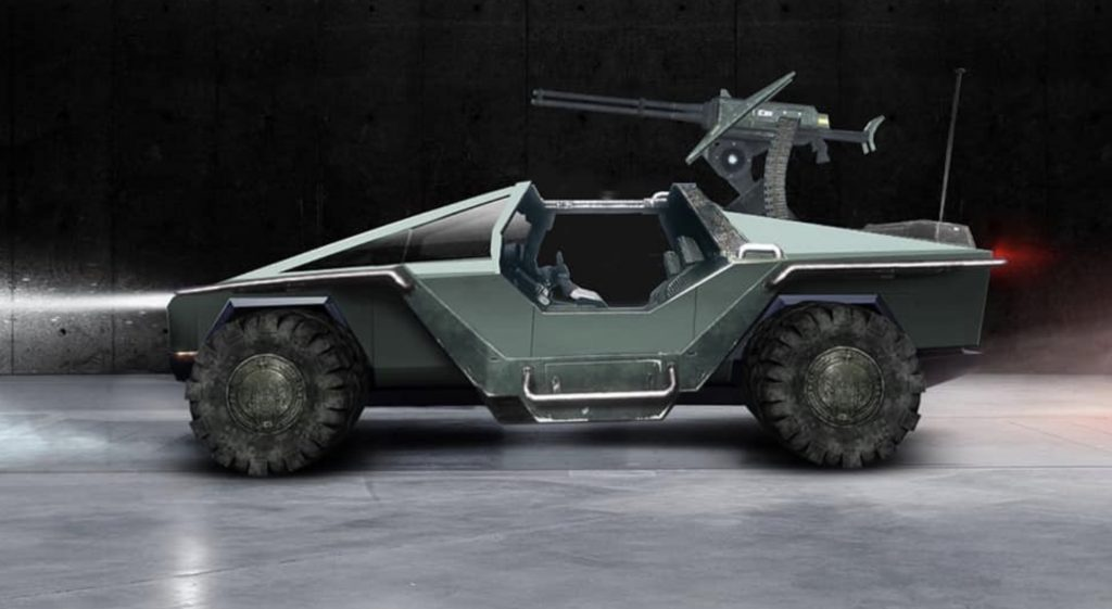 Tesla Cybertruck warthog would be a 'dream collab' for Xbox executive - Teslarati