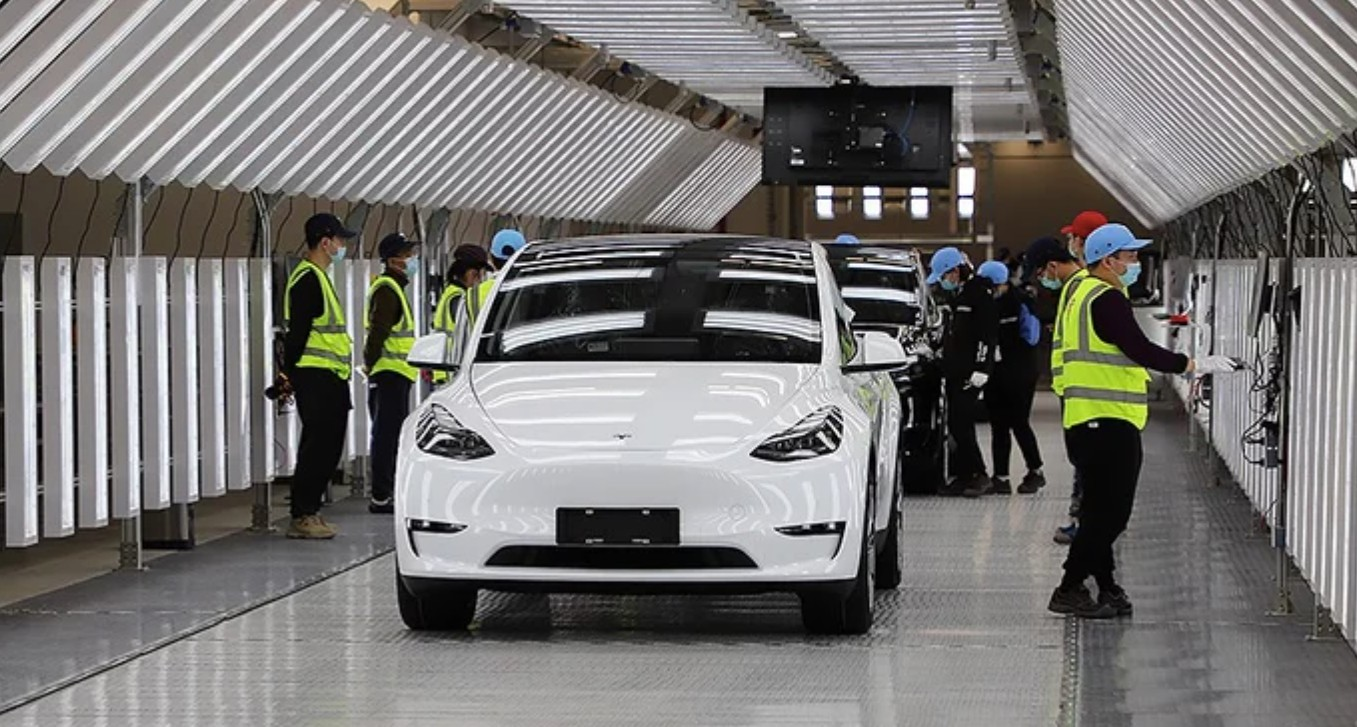 Tesla China's new King: The Model Y overtakes Model 3 in September