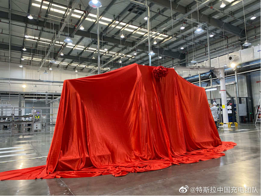 tesla-shanghai-supercharger-production-plant