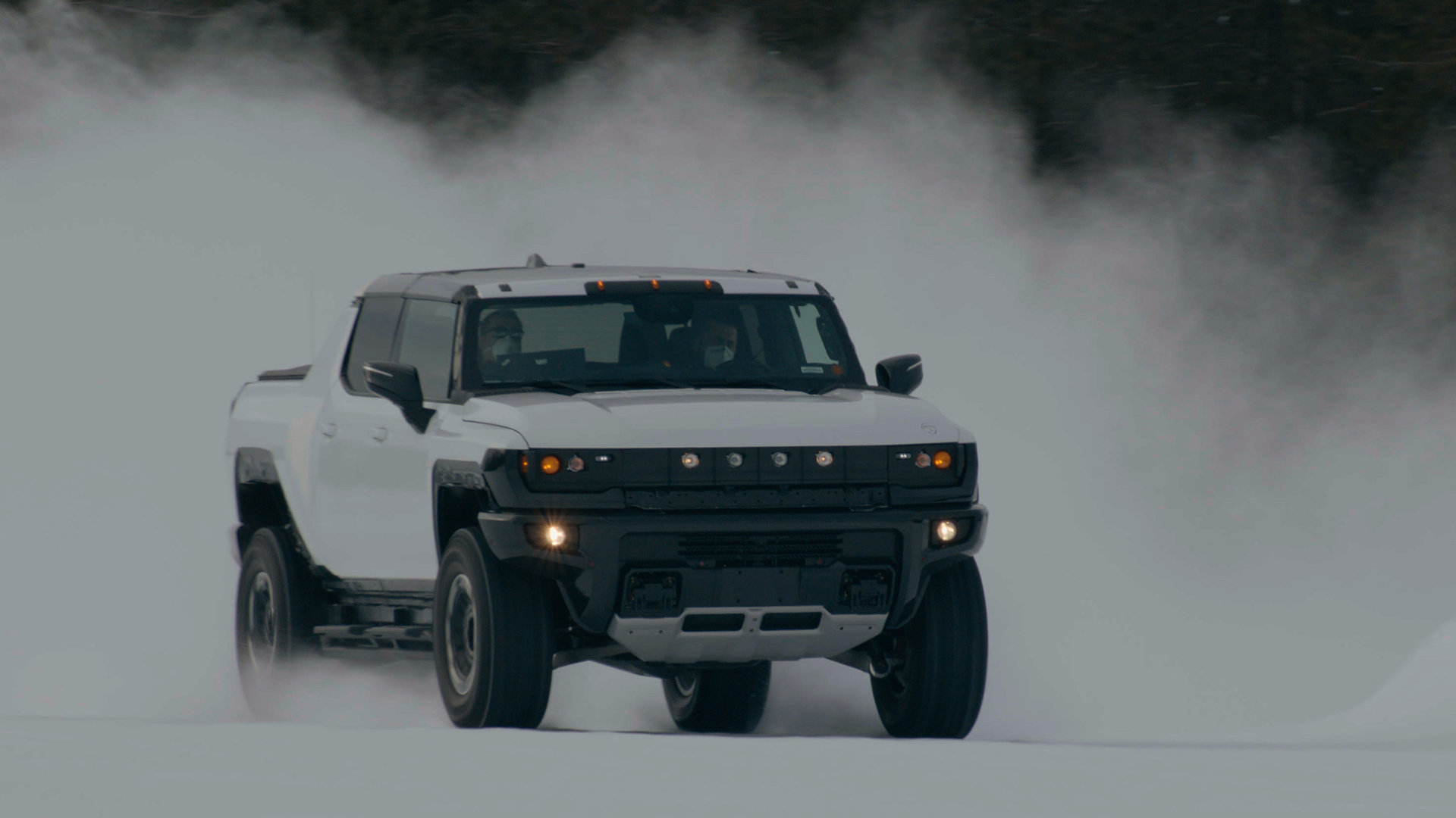 Follow the GMC HUMMER EV on its testing and development journey