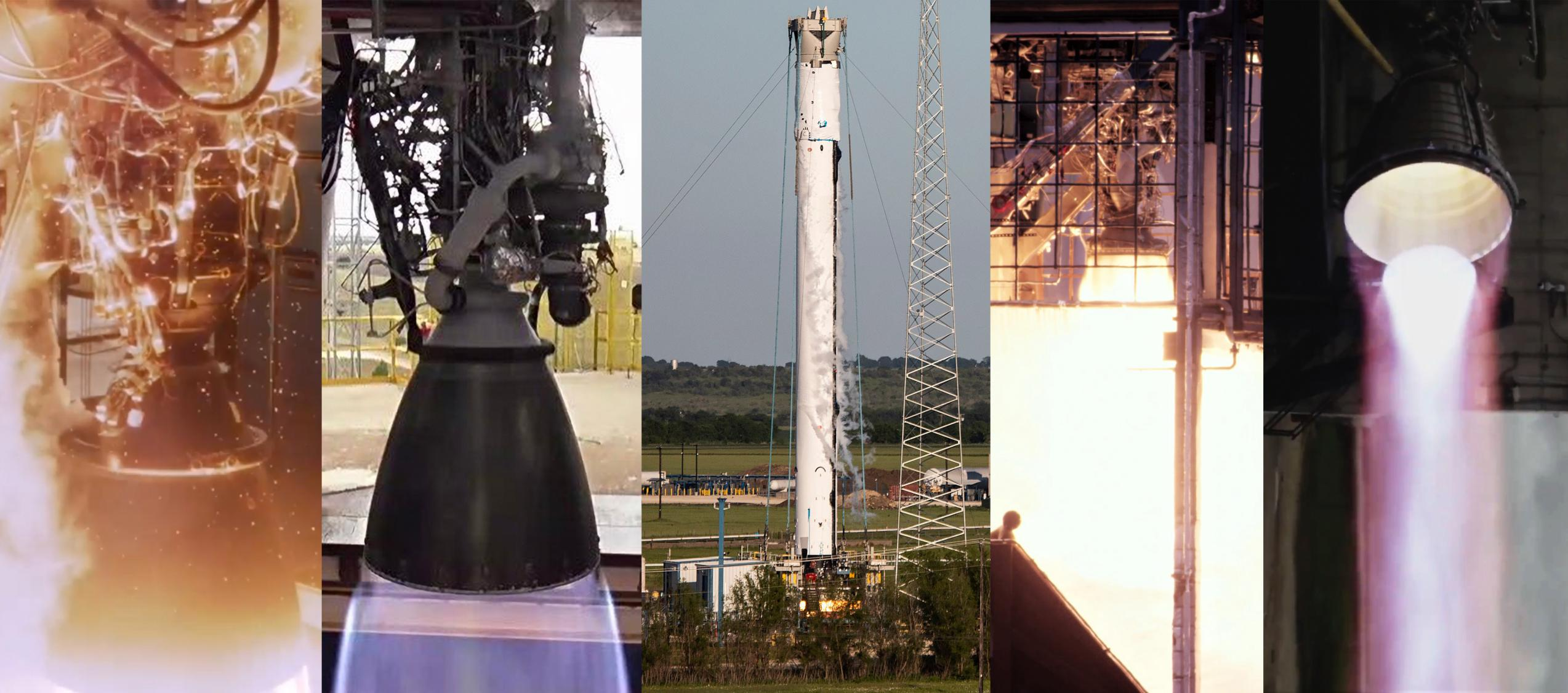 M1D Raptor SL Falcon Heavy center core MVac RaptorVac McGregor (SpaceX) 1f (c)