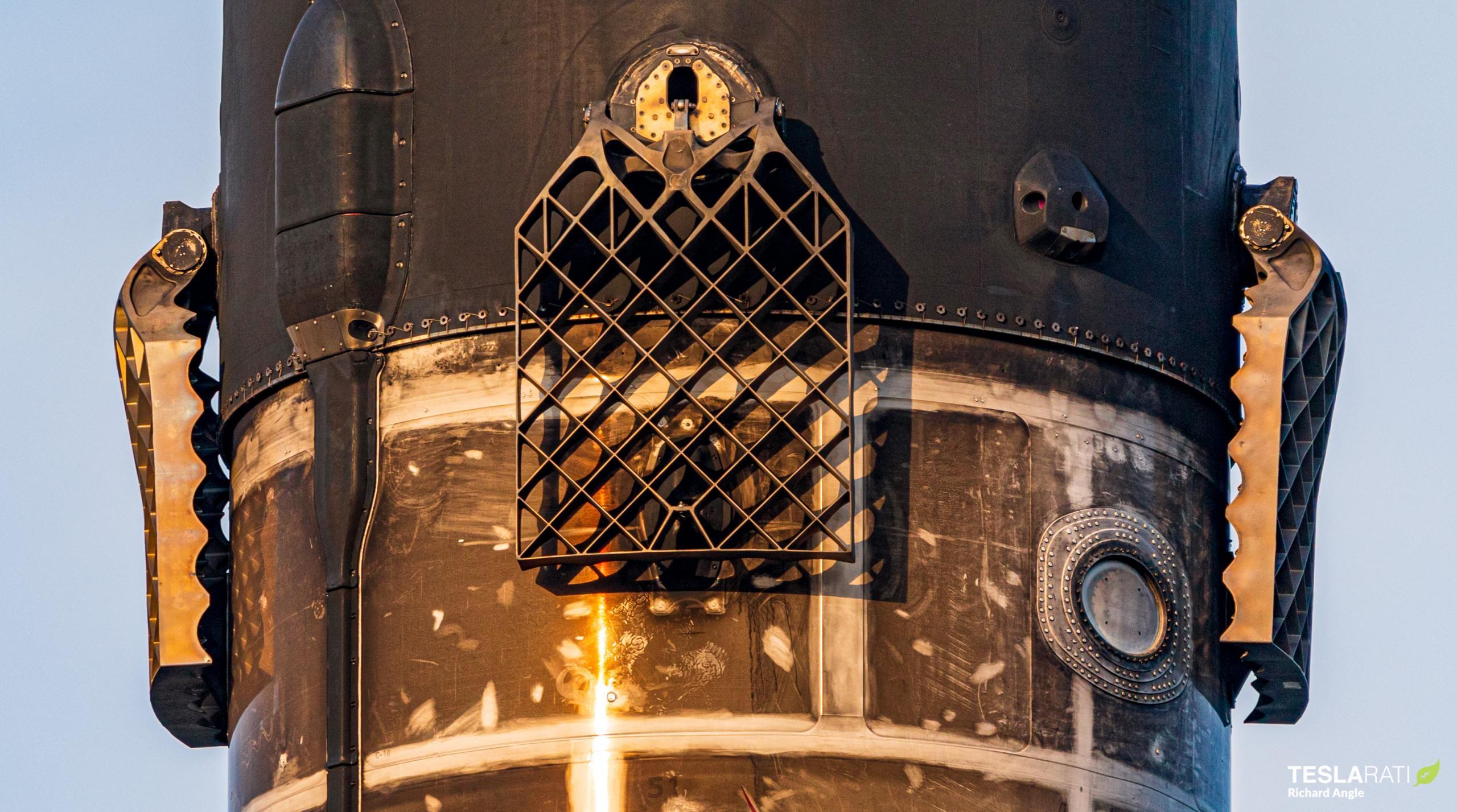 Starlink-21 Falcon 9 B1051 031621 (Richard Angle) port return 2 (c)