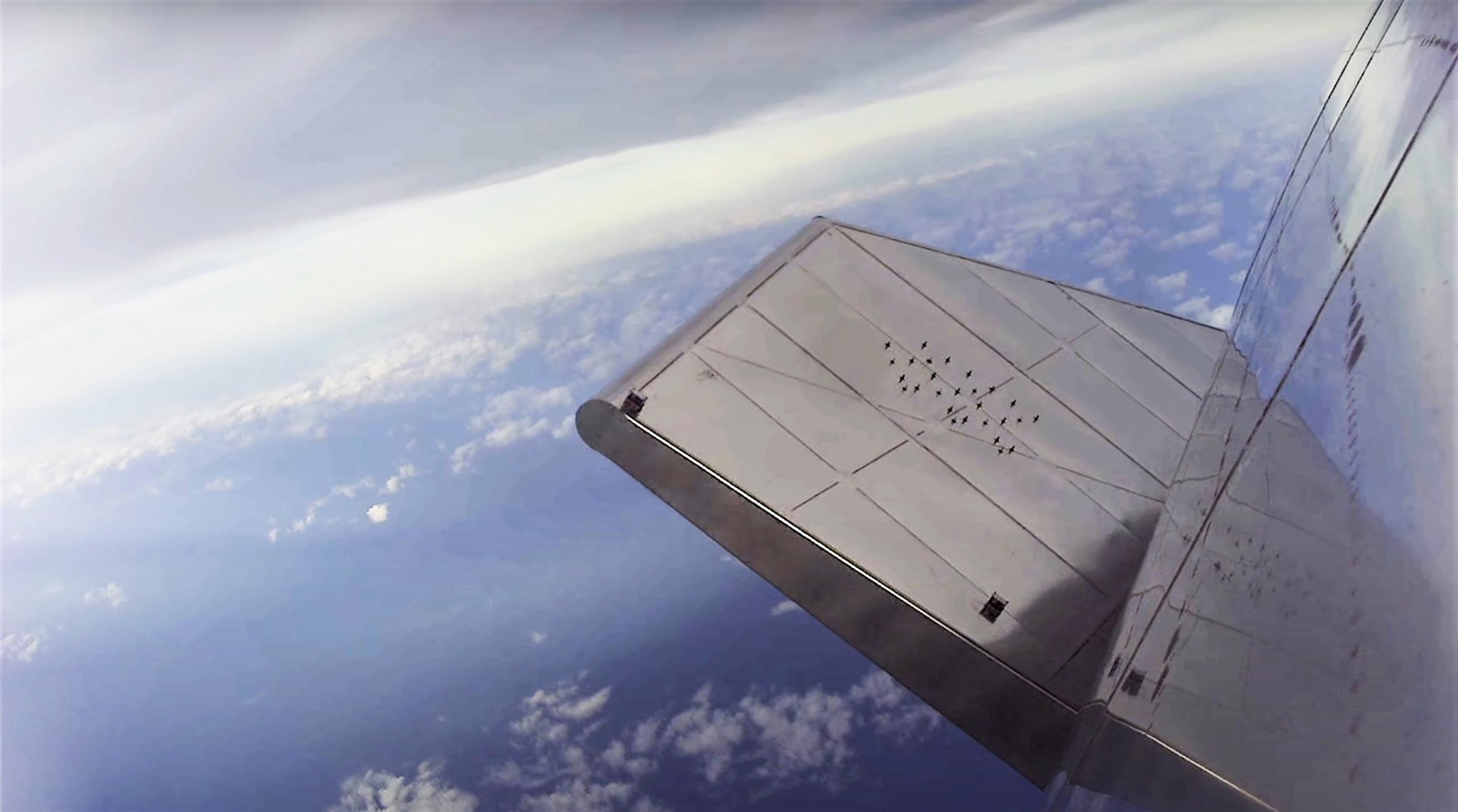 Starship SN10 030221 recap (SpaceX) EDL 1 (c)