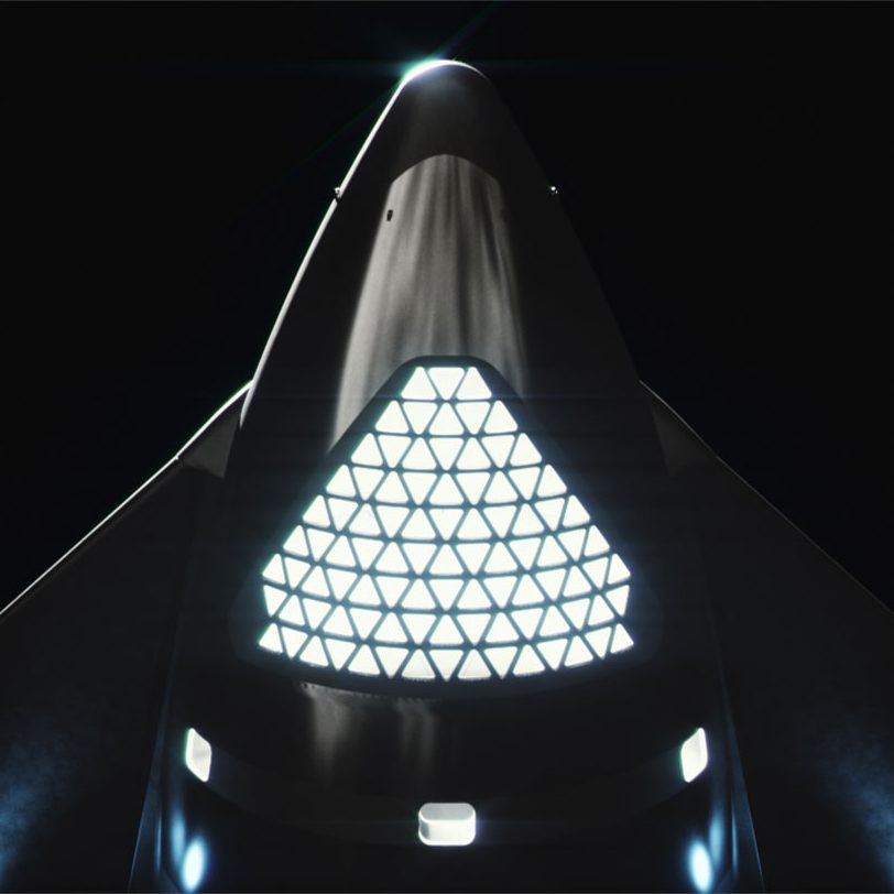 Starship renders 2021 (SpaceX) nose window 1