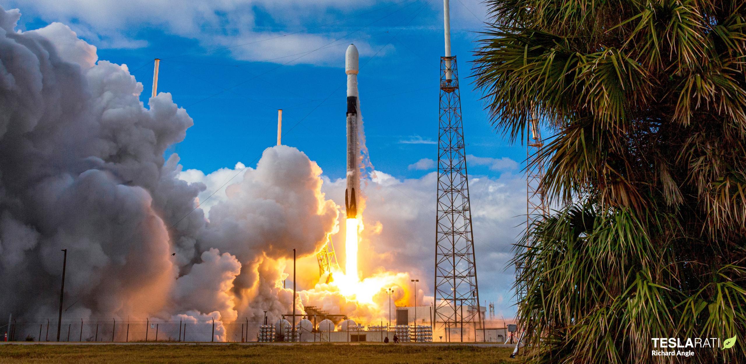 Transporter-1 Falcon 9 B1058 LC-40 012421 (Richard Angle) launch 4 crop 2 (c)