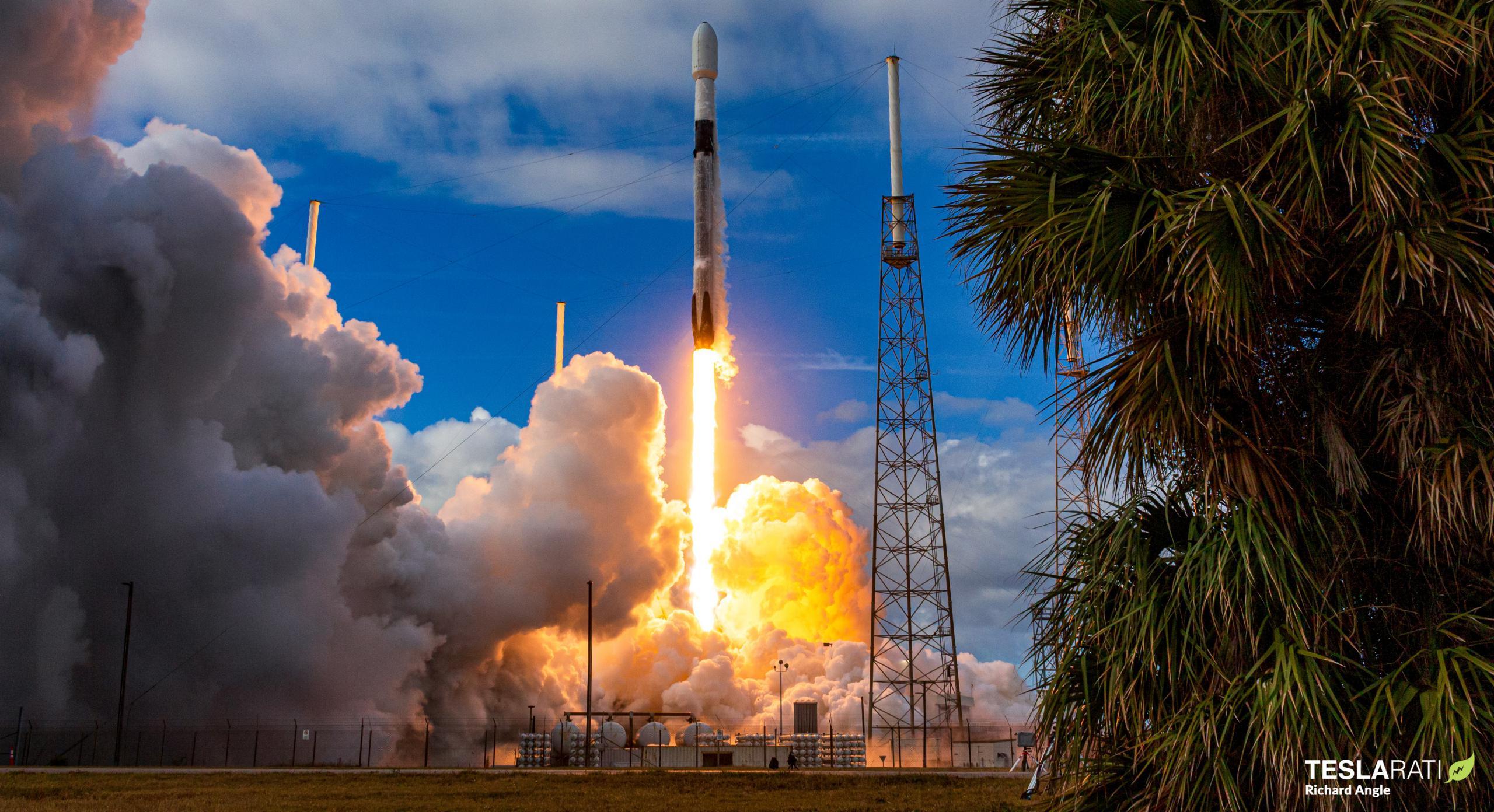Transporter-1 Falcon 9 B1058 LC-40 012421 (Richard Angle) launch 5 crop (c)