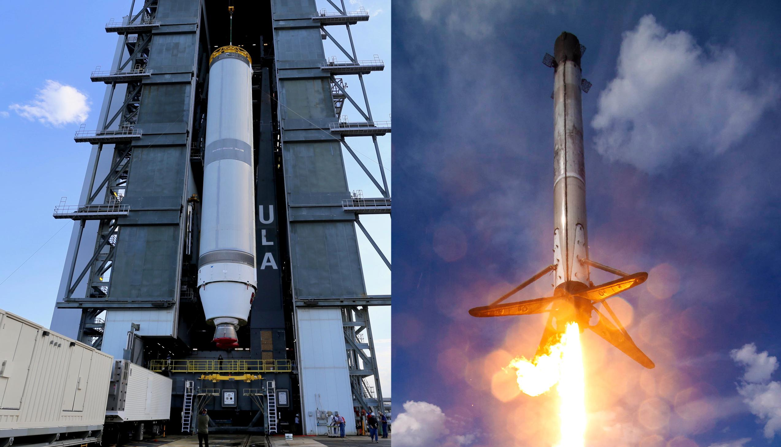 Vulcan pathfinder Falcon 9 B1060 (ULA – SpaceX) 1 (c)