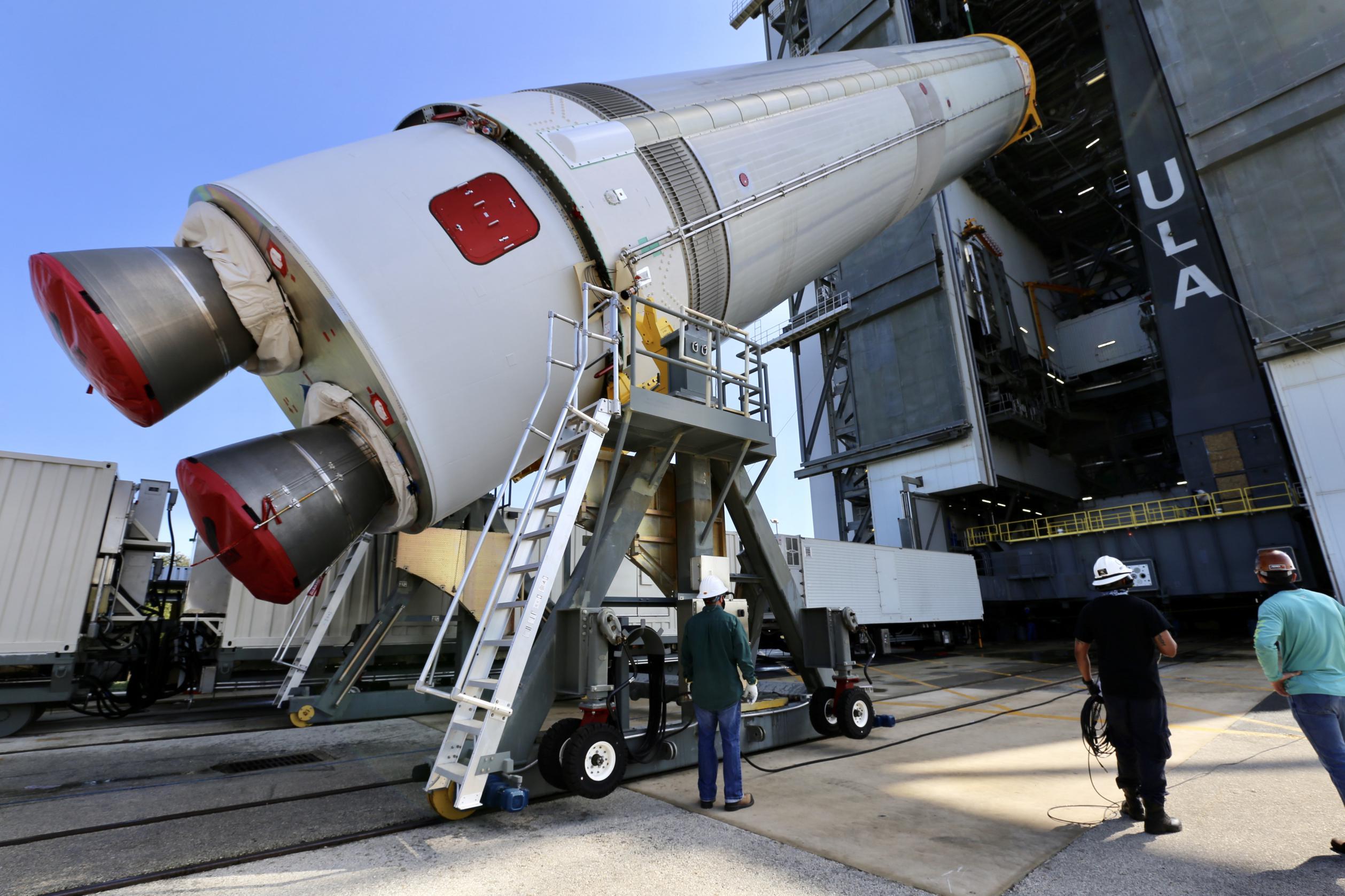 Vulcan pathfinder LC-41 arrival 021521 (ULA) 8 (c)