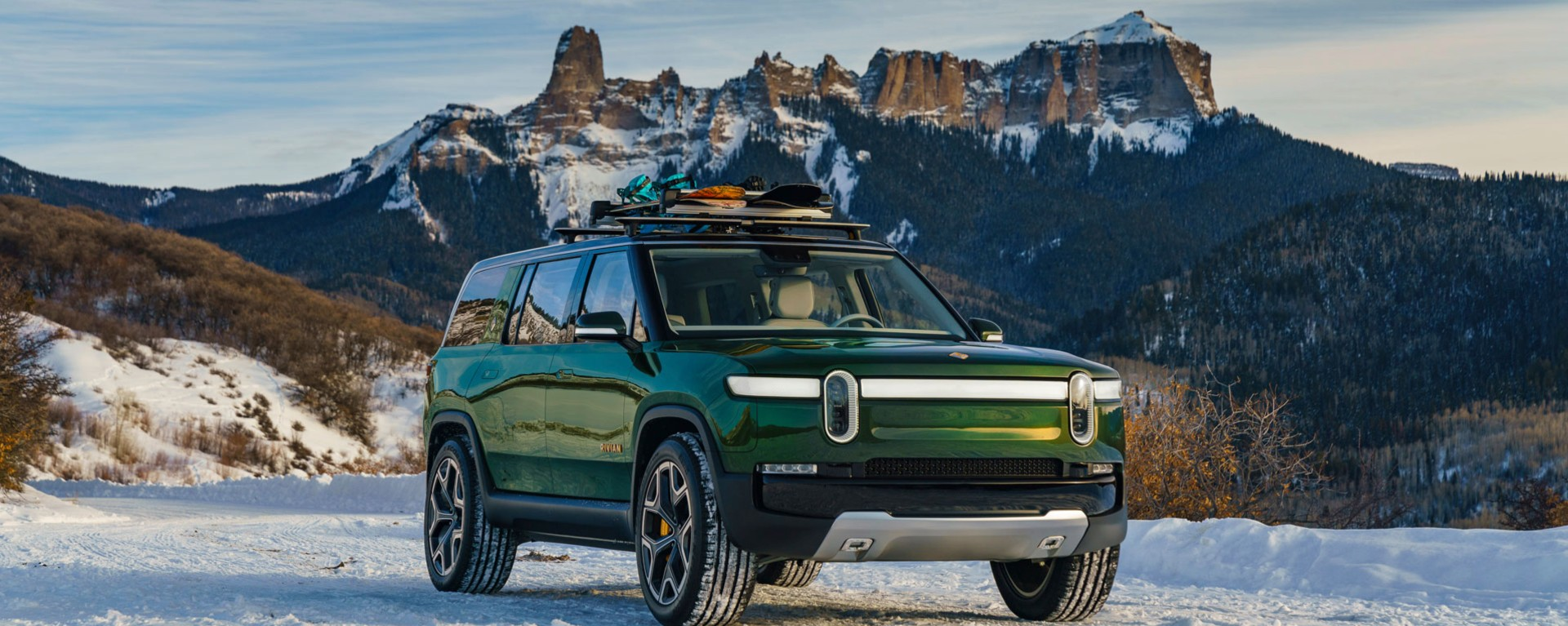Rivian partners with Meridian Audio for premium sound in its EVs