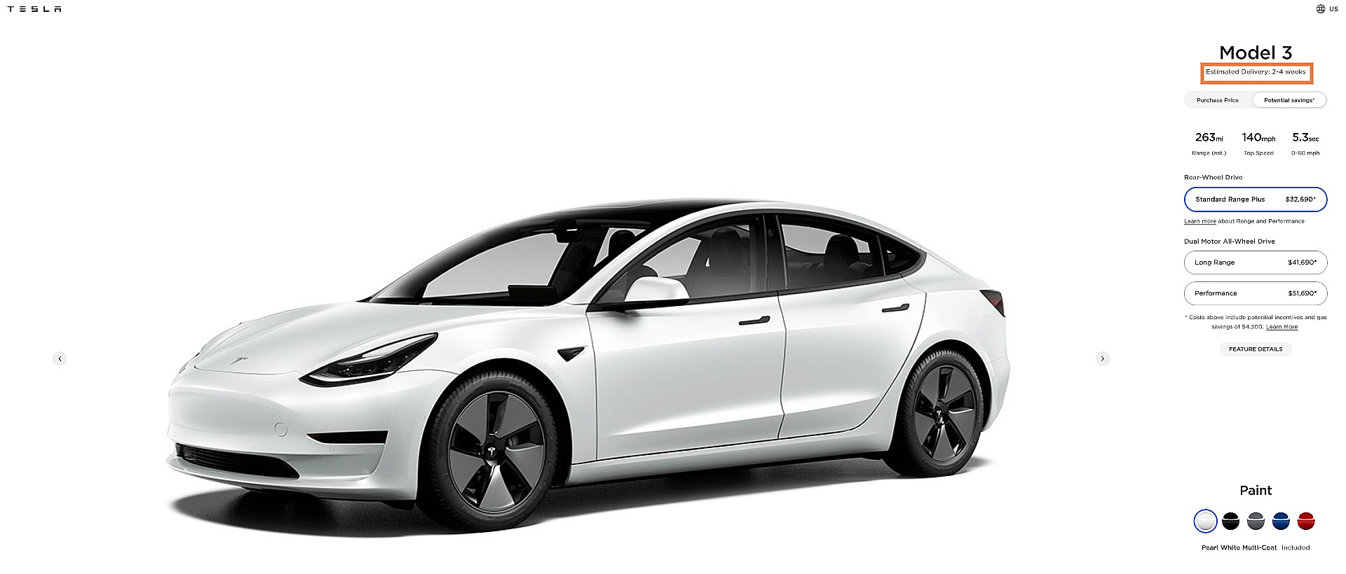 tesla-model-3-delivery-time-frame-q1-2021-push