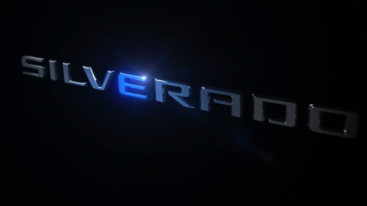 Chevrolet confirms the first-ever electric Silverado full-size t