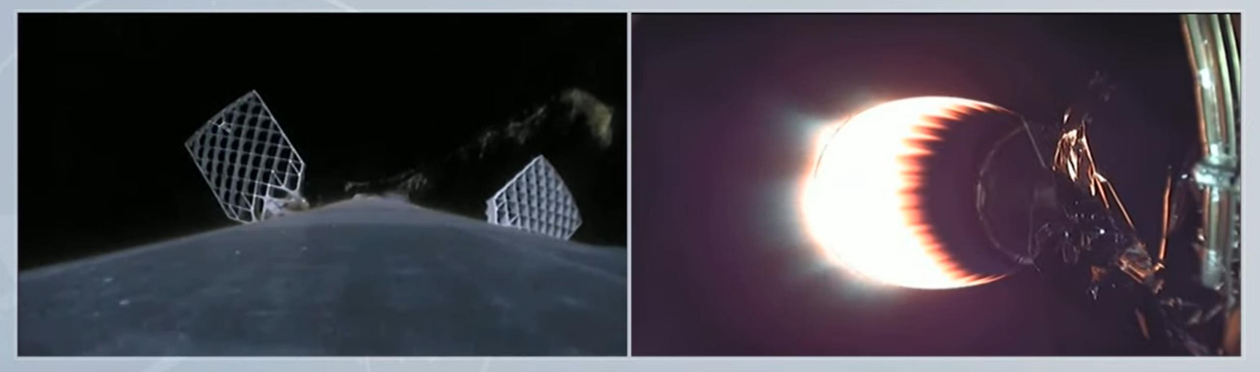 Crew-2 Crew Dragon C206 Falcon 9 B1061 042321 webcast (SpaceX) launch 5 (c)