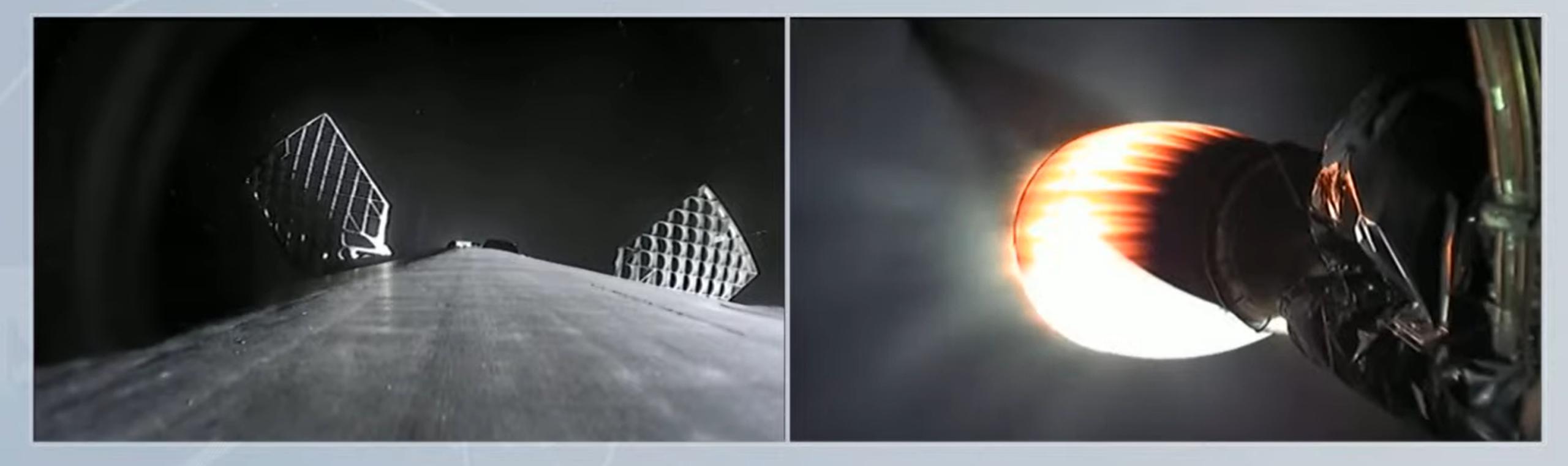 Crew-2 Crew Dragon C206 Falcon 9 B1061 042321 webcast (SpaceX) launch 7 (c)