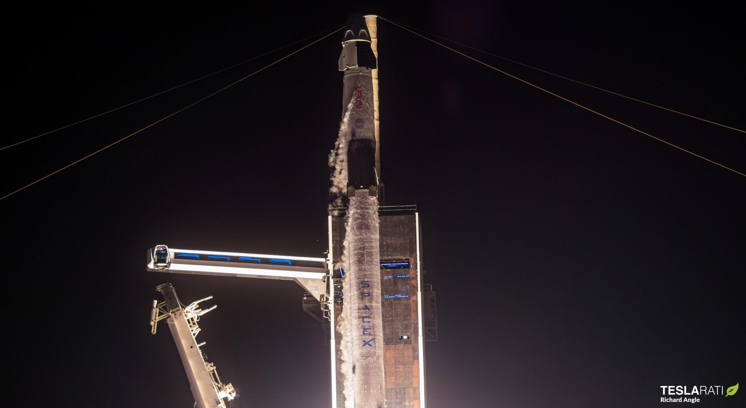 Crew-2 Crew Dragon C206 Falcon 9 B1061 39A 042321 (Richard Angle) launch 3 (c)