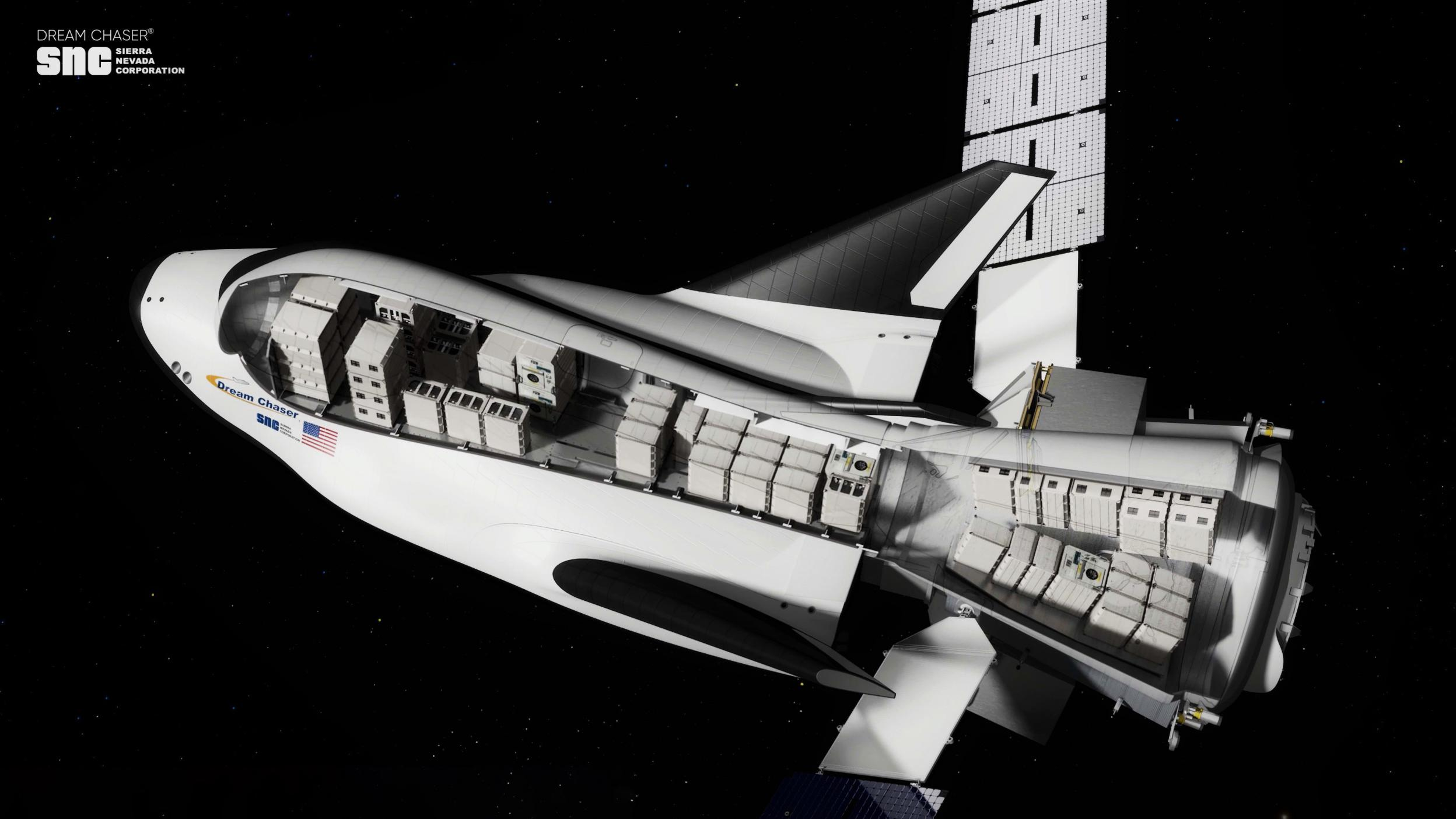 Dream Chaser progress (SNC) SN1 cutaway 1 edit (c)