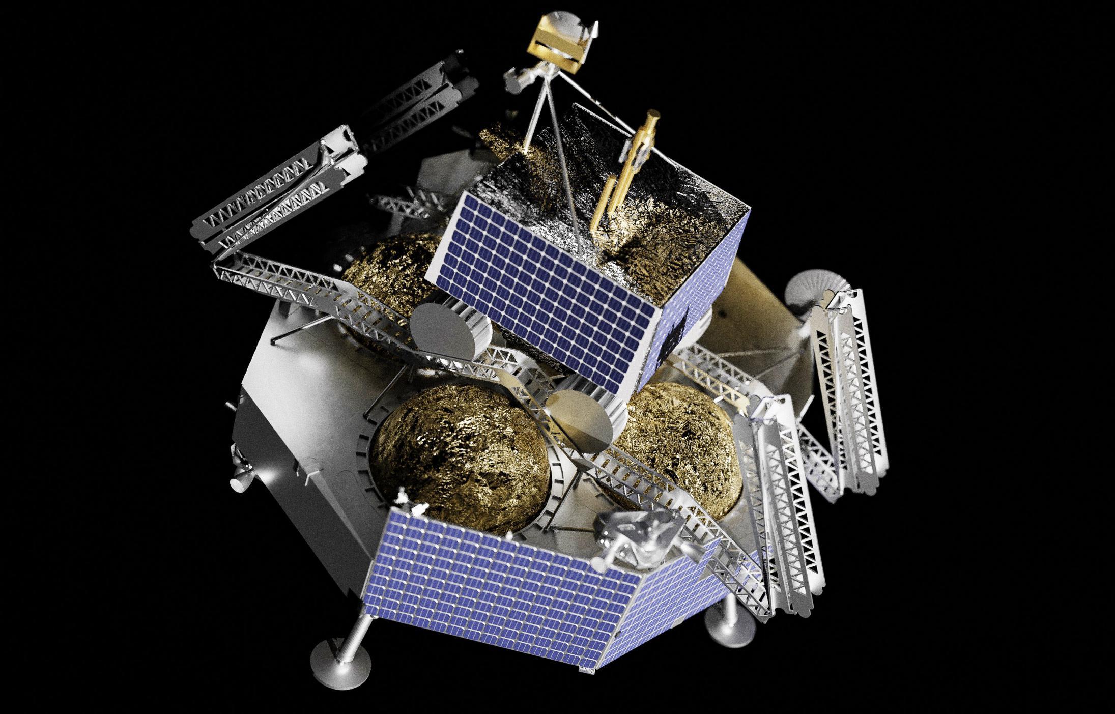 Griffin lander VIPER rover (Astrobotic) 1 (c)