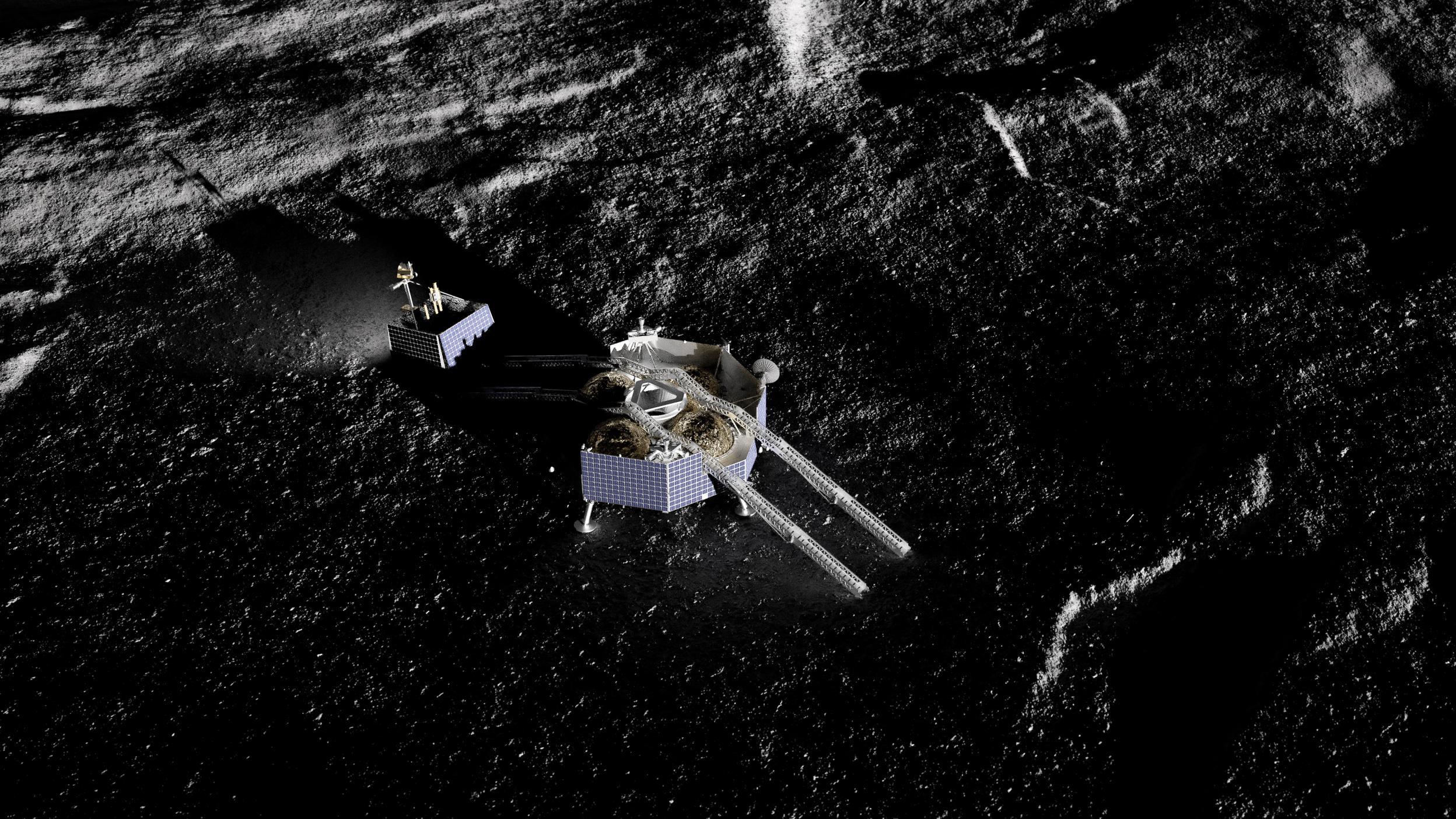 Griffin lander VIPER rover (Astrobotic) 2 (c)