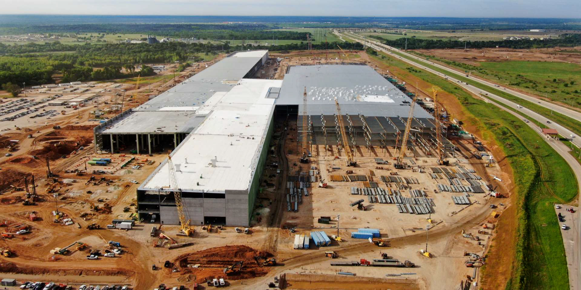 Tesla's plans for Giga Texas prove everything is bigger in the Lone Star  State