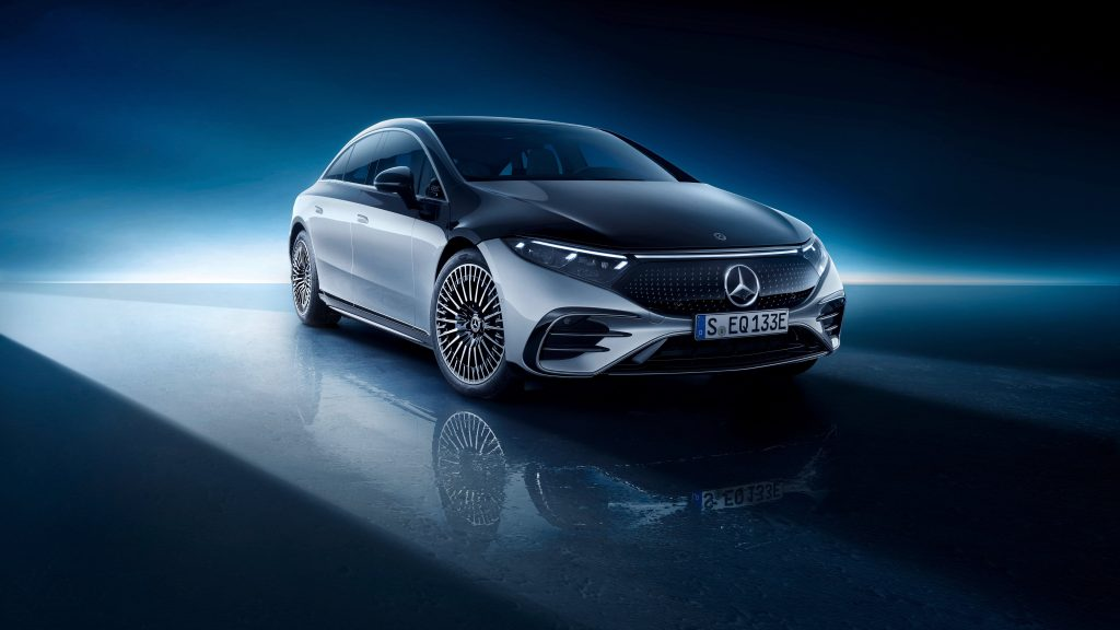 Mercedes-Benz unveils the all-electric EQS: 478-mile range, 516 HP, 107.8 kWh battery