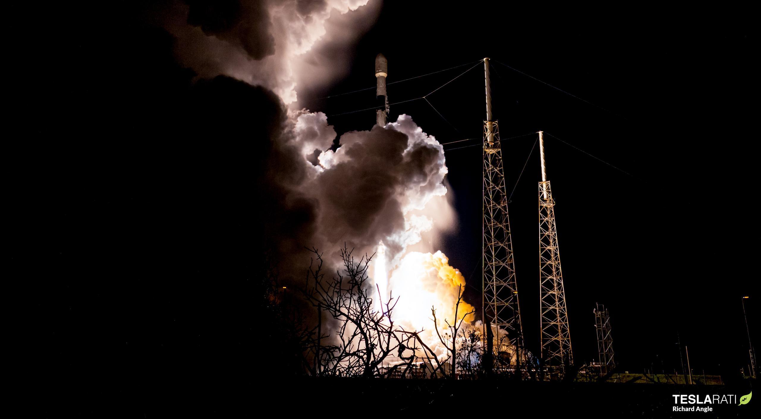 Starlink-27 Falcon 9 B1051 050921 (Richard Angle) launch 1 (c)