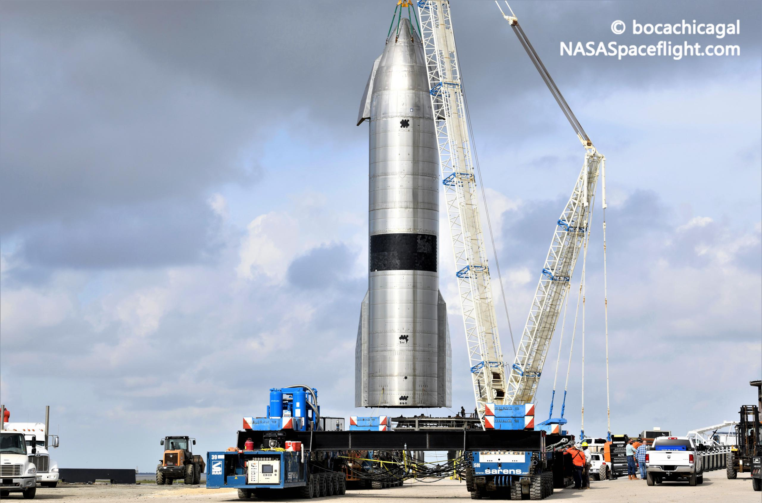 Starship Boca Chica 051421 (NASASpaceflight – bocachicagal) SN15 5 (c)