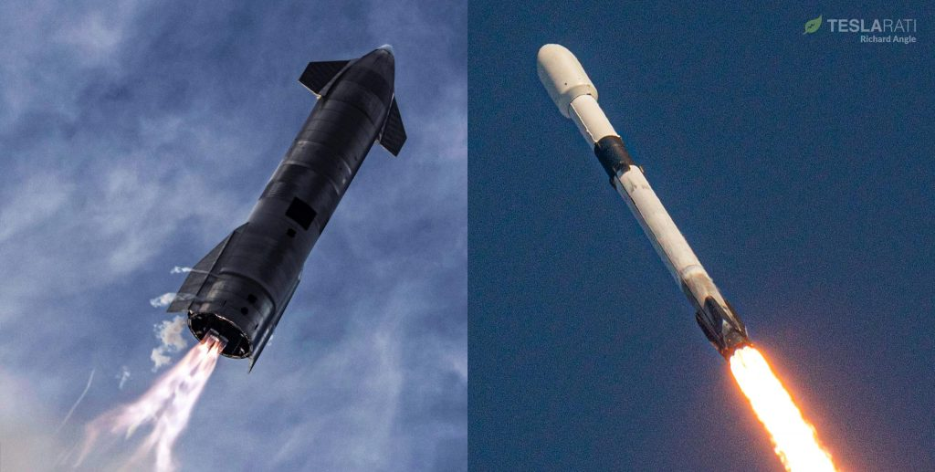 photo of SpaceX schedules Starlink, Starship launches hours apart image
