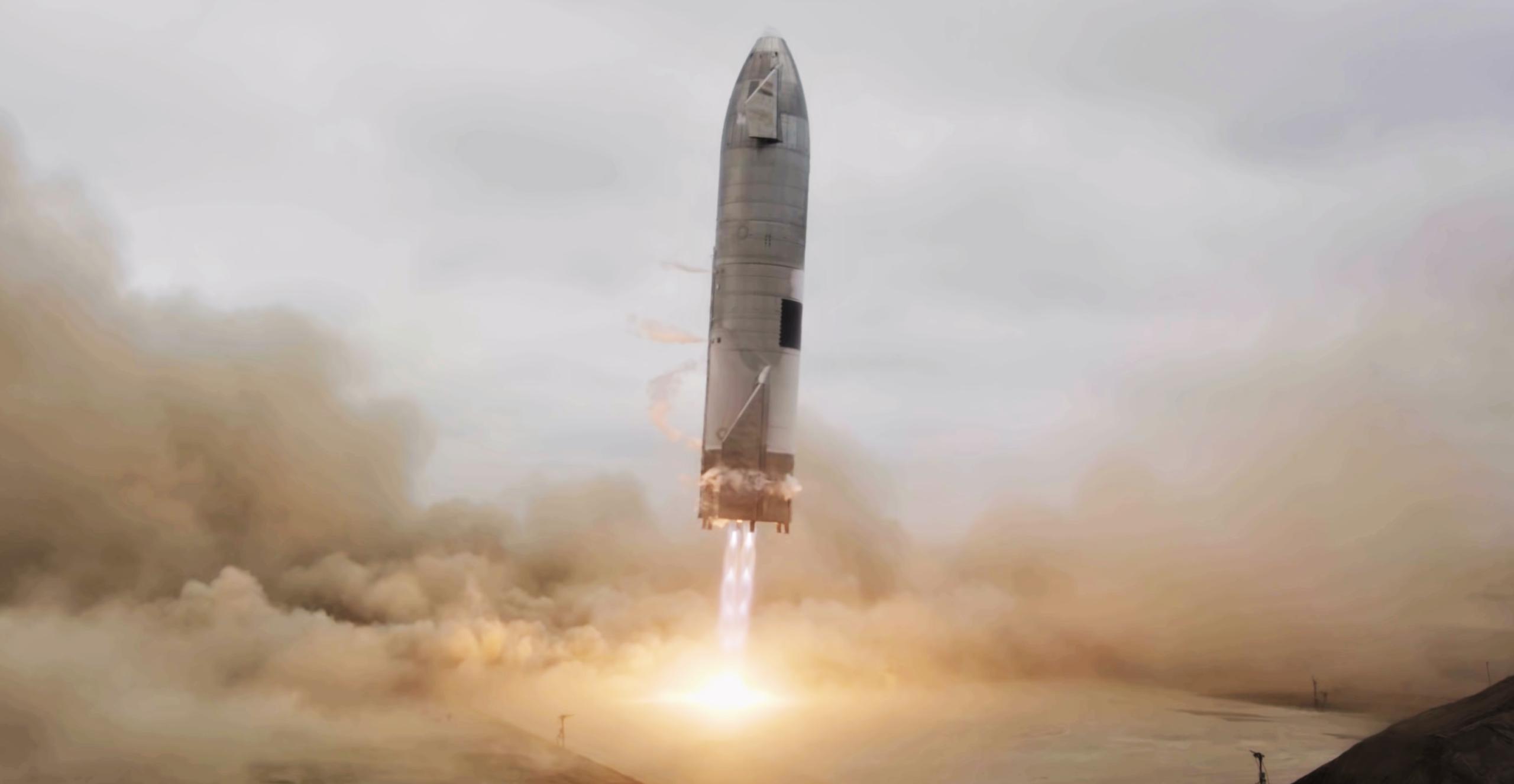 Starship SN15 10km flight test 050521 recap (SpaceX) landing 9 edit 2 (c)