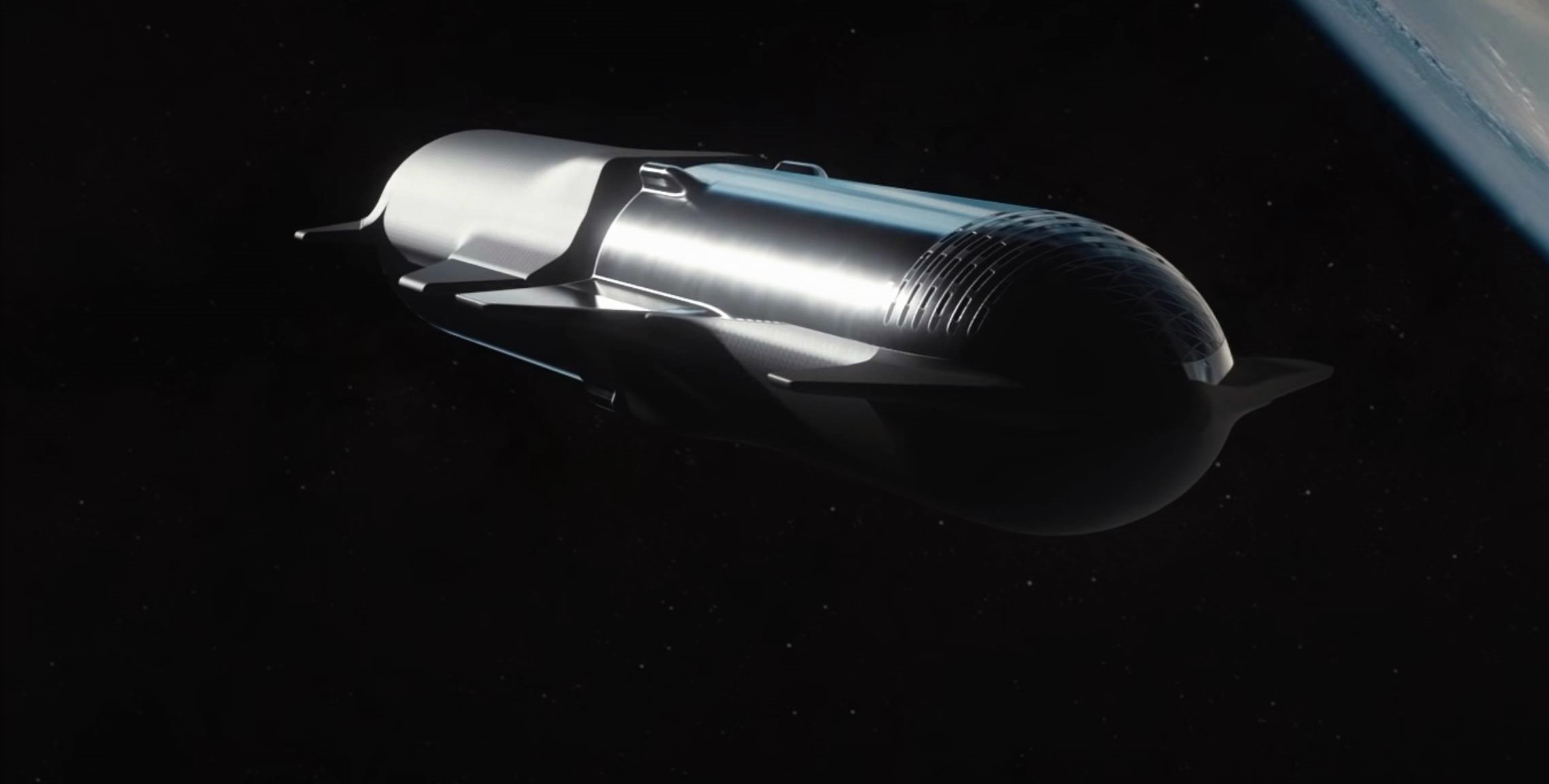 Starship Super Heavy 2019 (SpaceX) refueling 6 crop 2