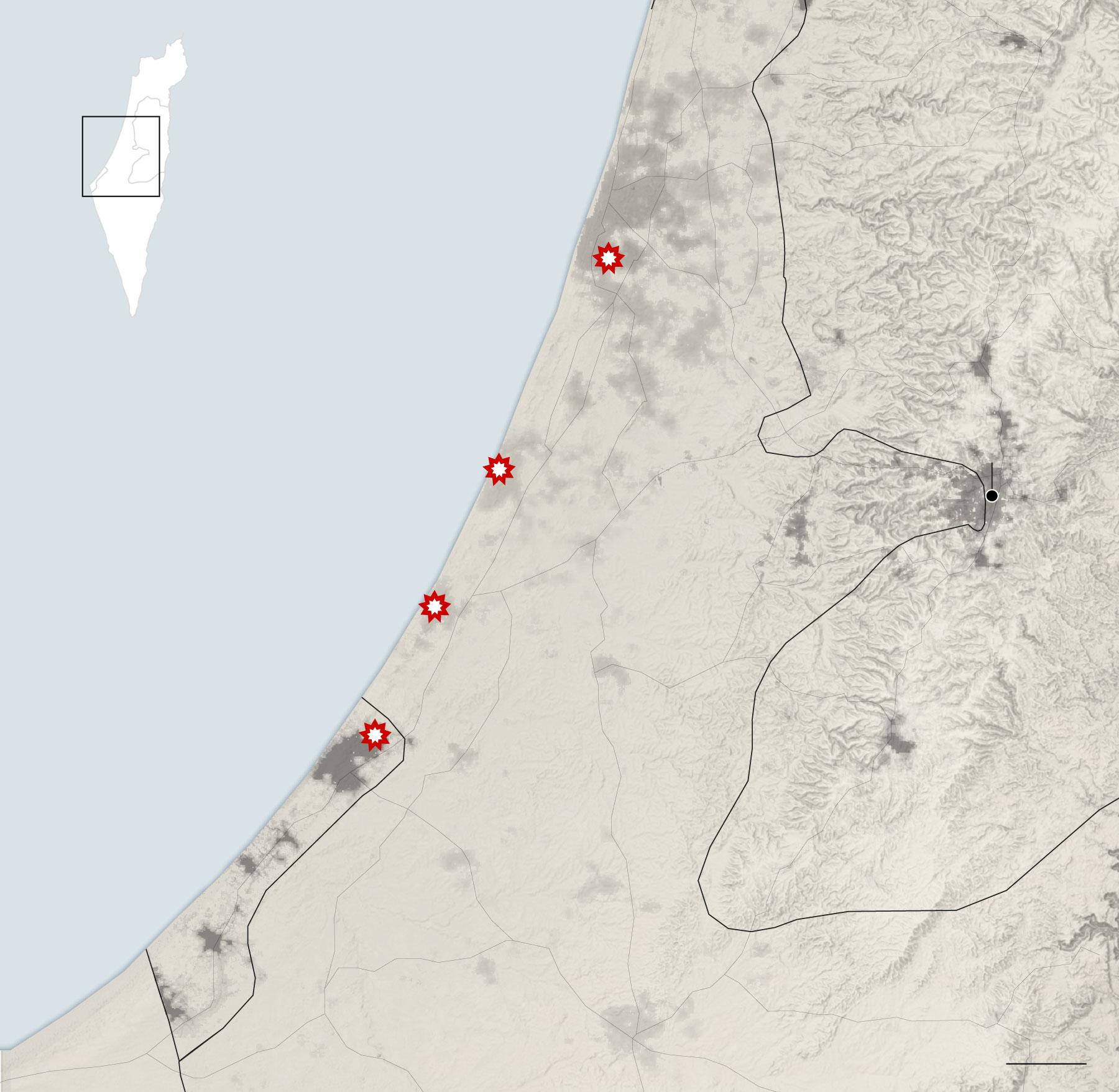 israel-map-missile-strikes