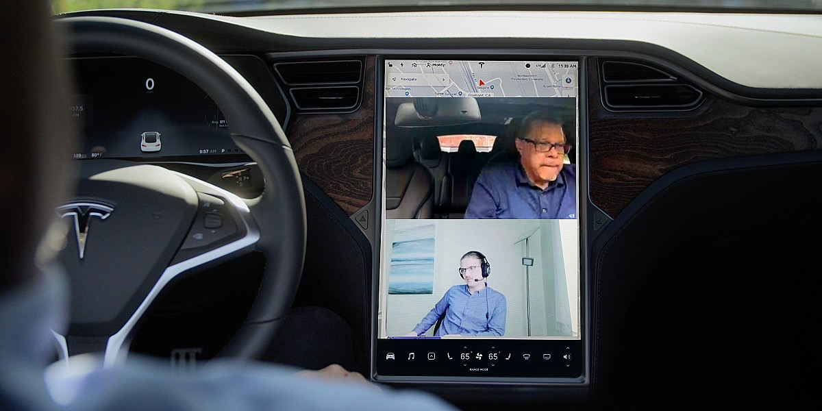 tesla-app-store-in-car-video-conference-call