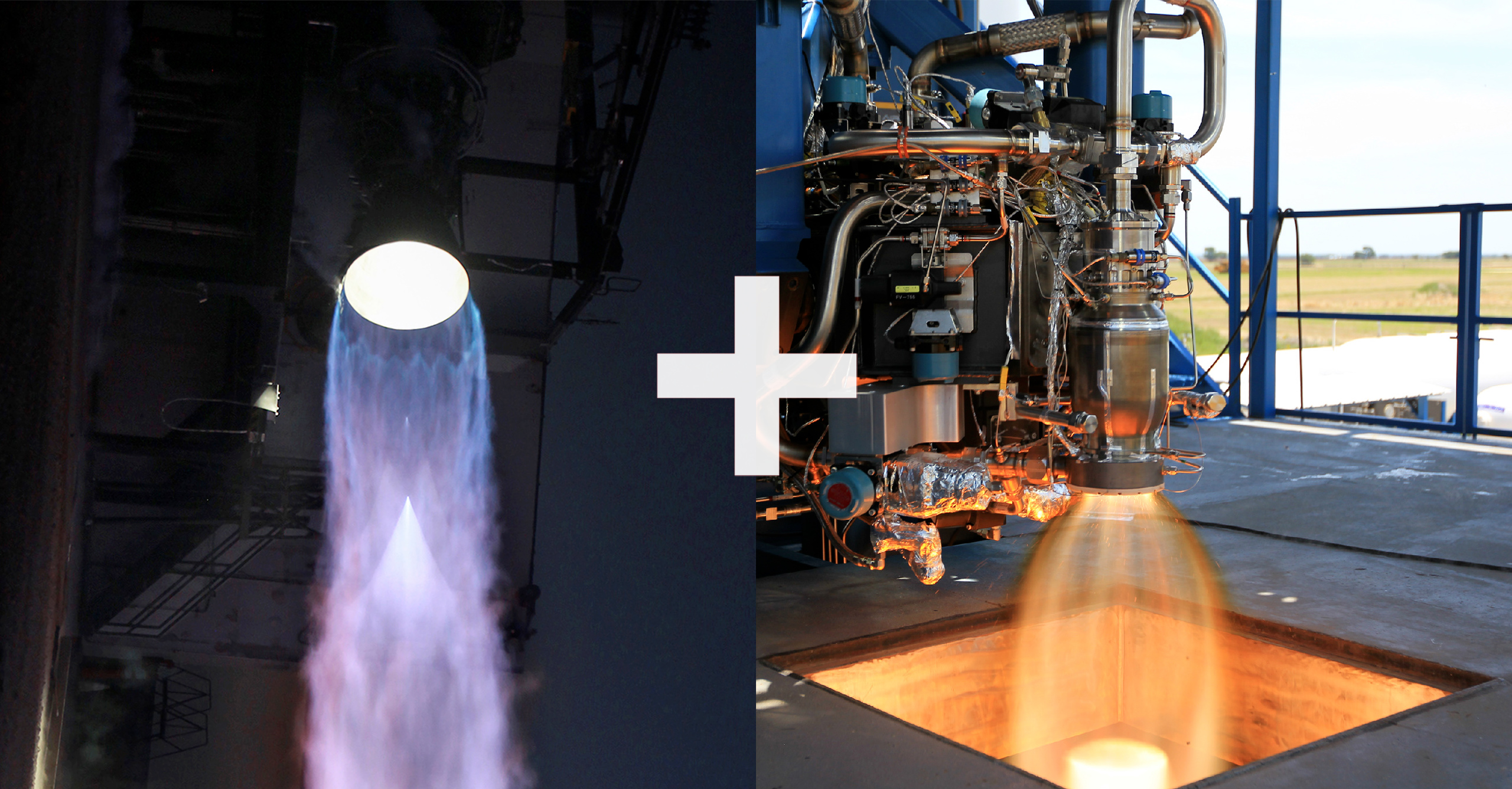 SuperDraco + Raptor (SpaceX) white 1